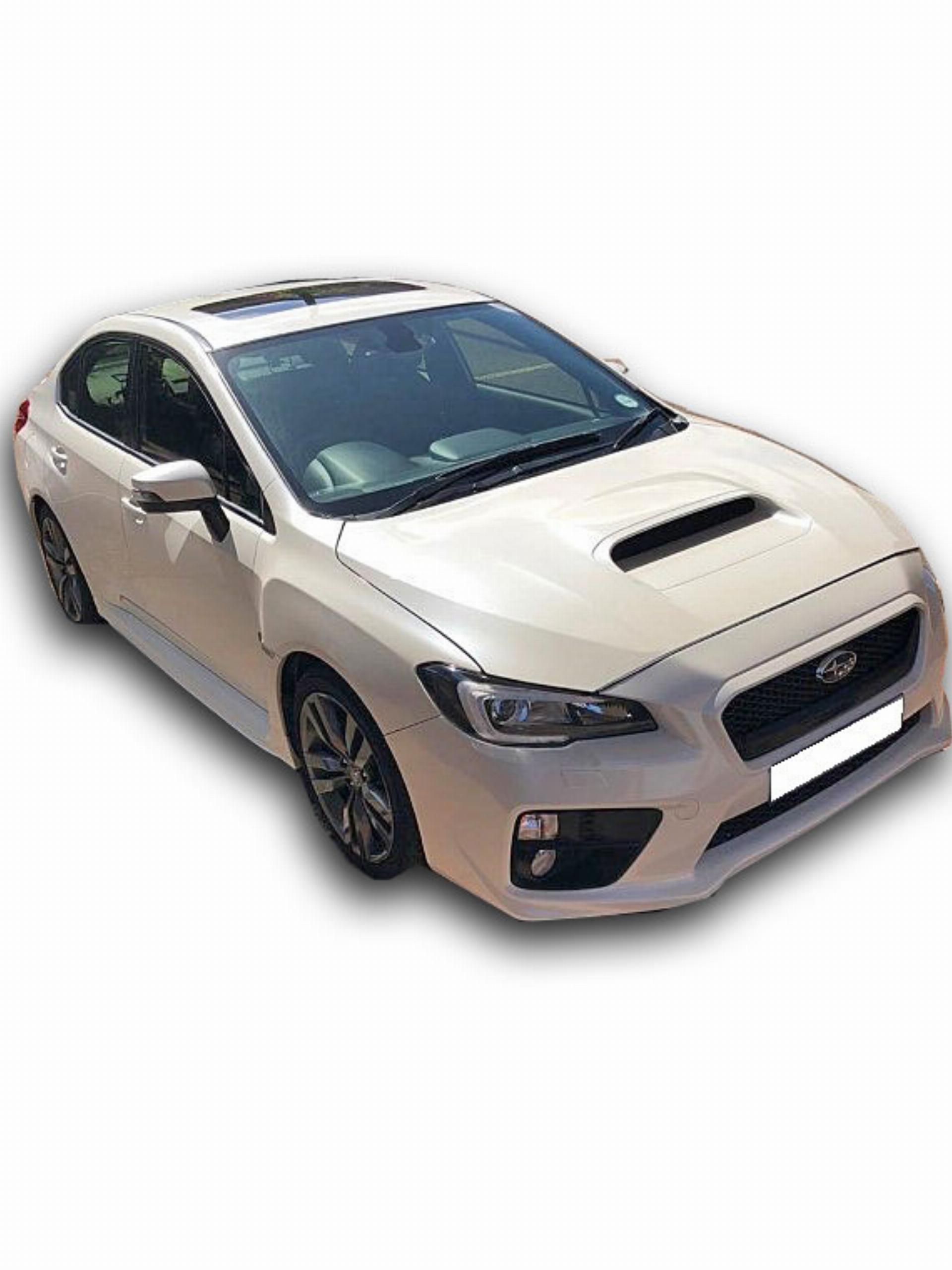 Subaru Impreza WRX Premium 2.0T Lineartronic