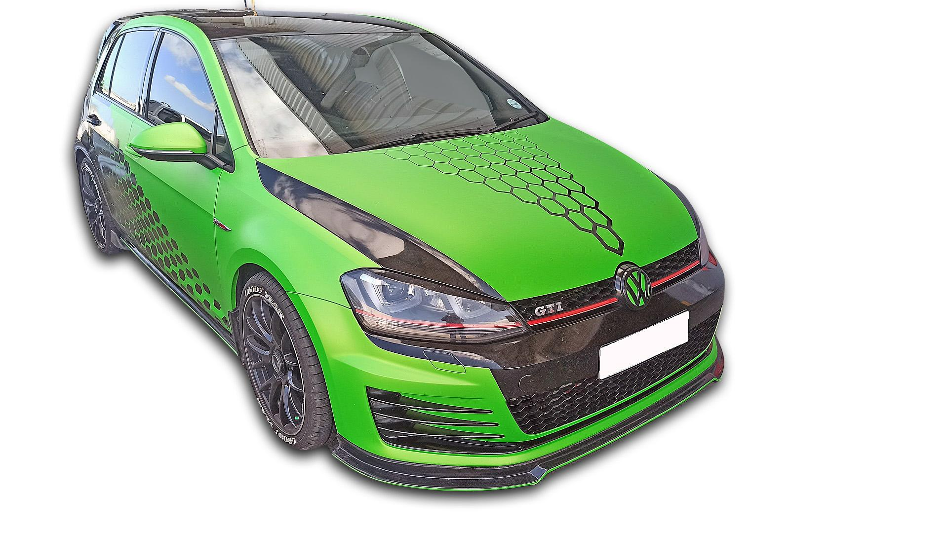 VW Golf 7 2.0 Gti
