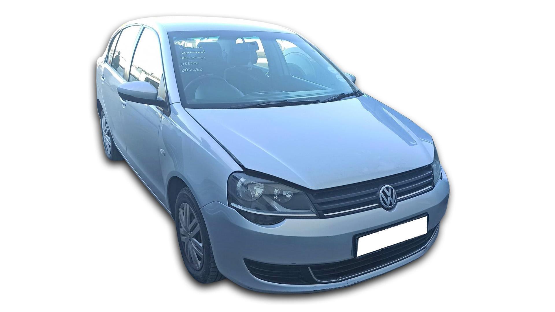 Volkswagen Polo Vivo GP 1.4 TR