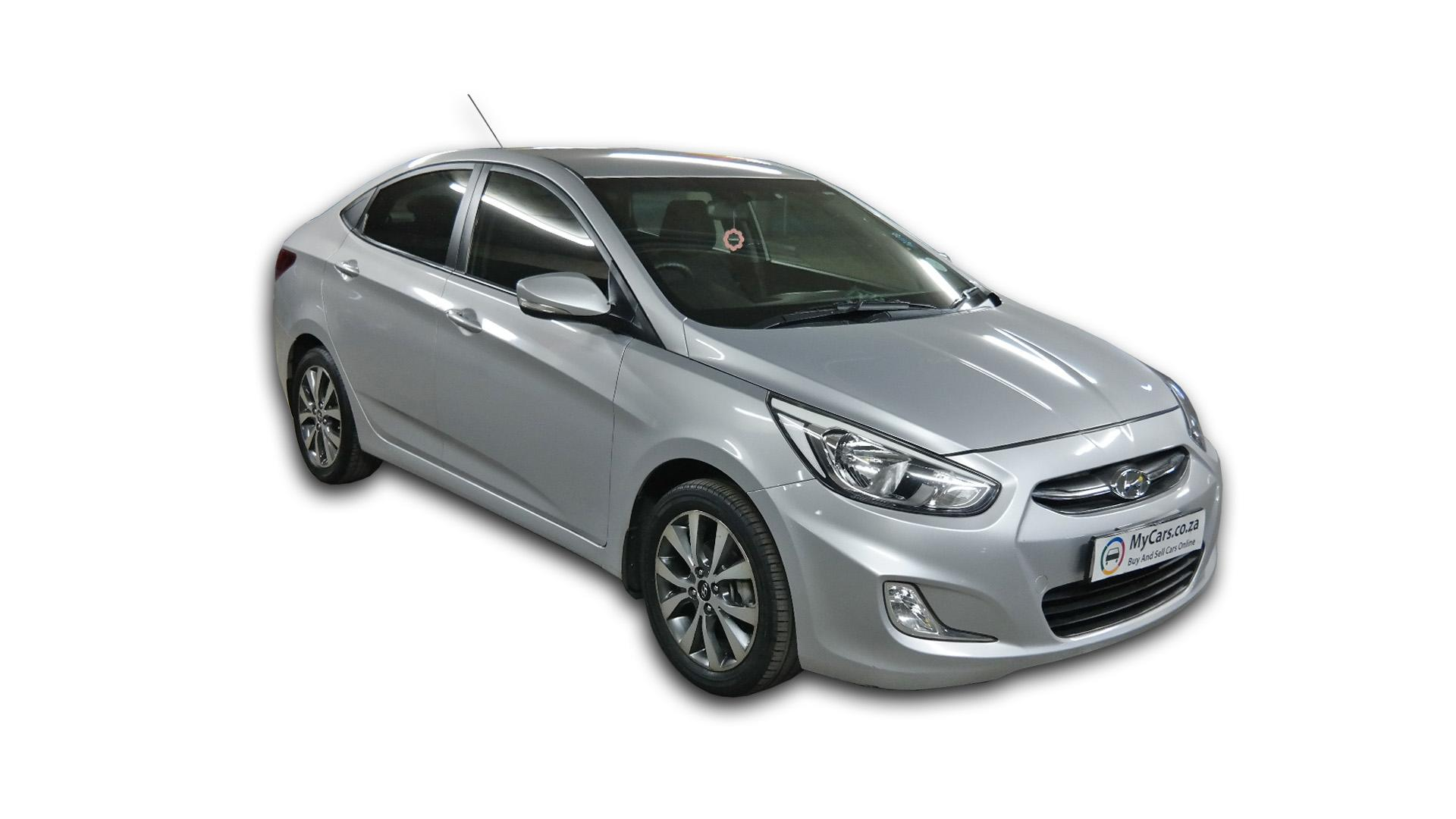 Hyundai Accent 1.6 GLS/FLUID A