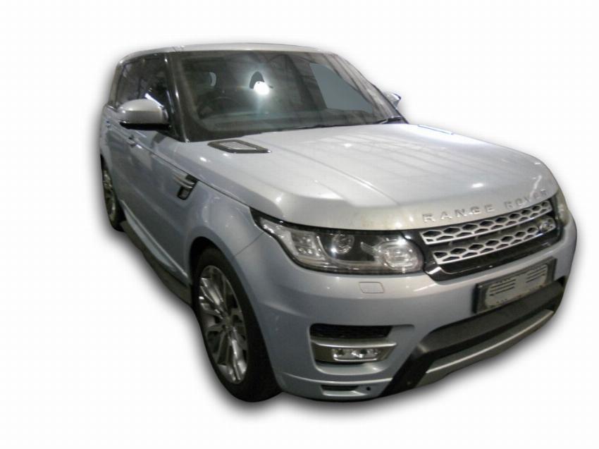 Land Rover Range Rover Sport 3.0 SDV6 Hse A/T