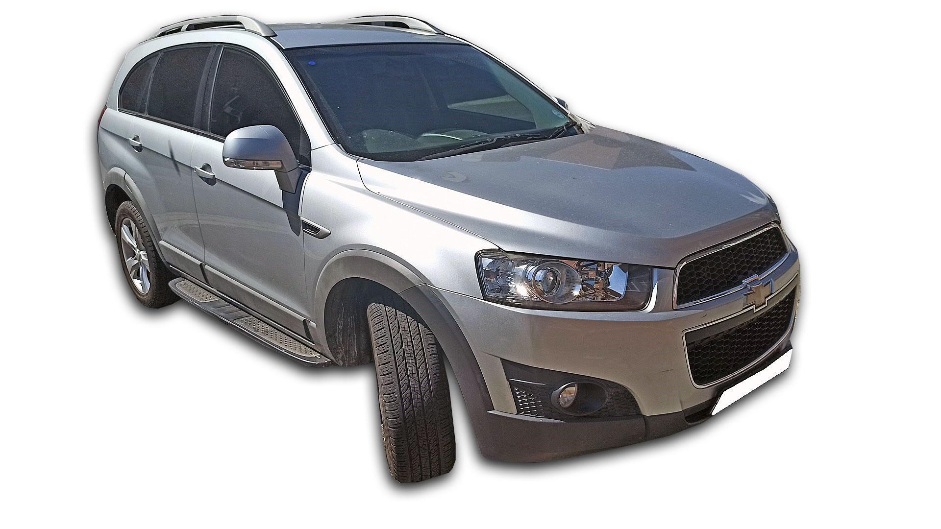 Chevrolet Captiva 2.4 LT 4X4