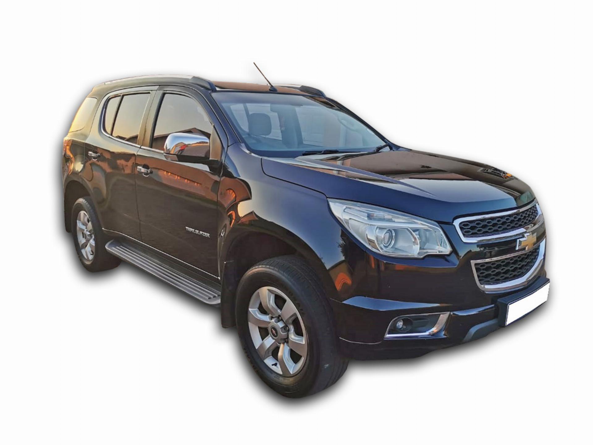 Chevrolet Trailblazer 2.8L Duramax Diesel