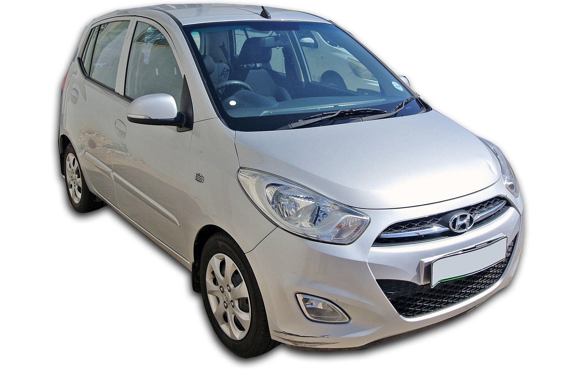 Hyundai I10 1.25 GLS/FLUID