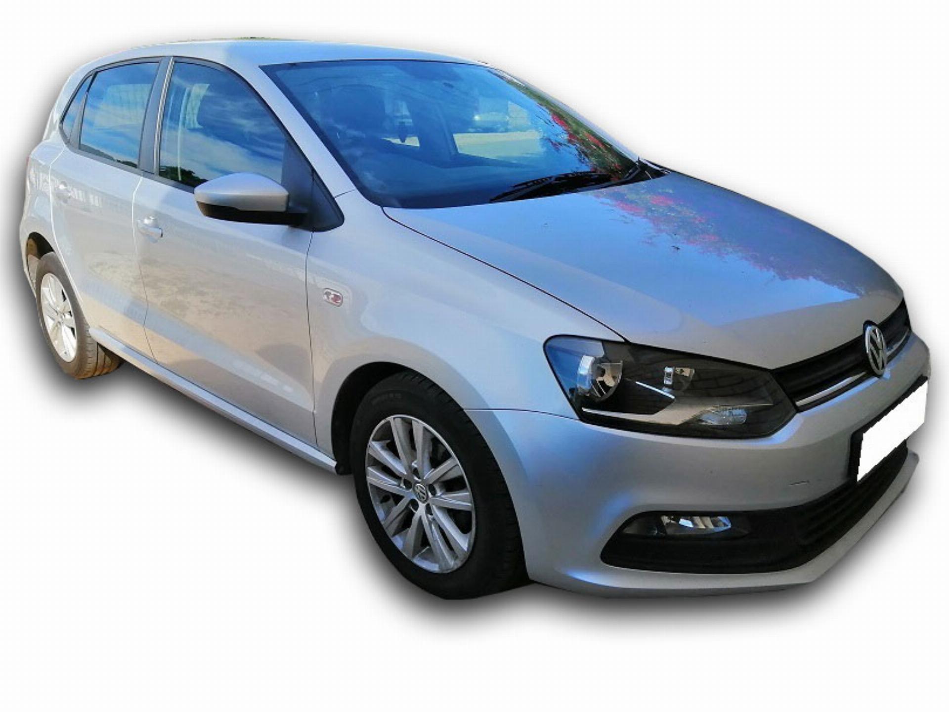 Volkswagen Polo Vivo 1.4 Comfortline