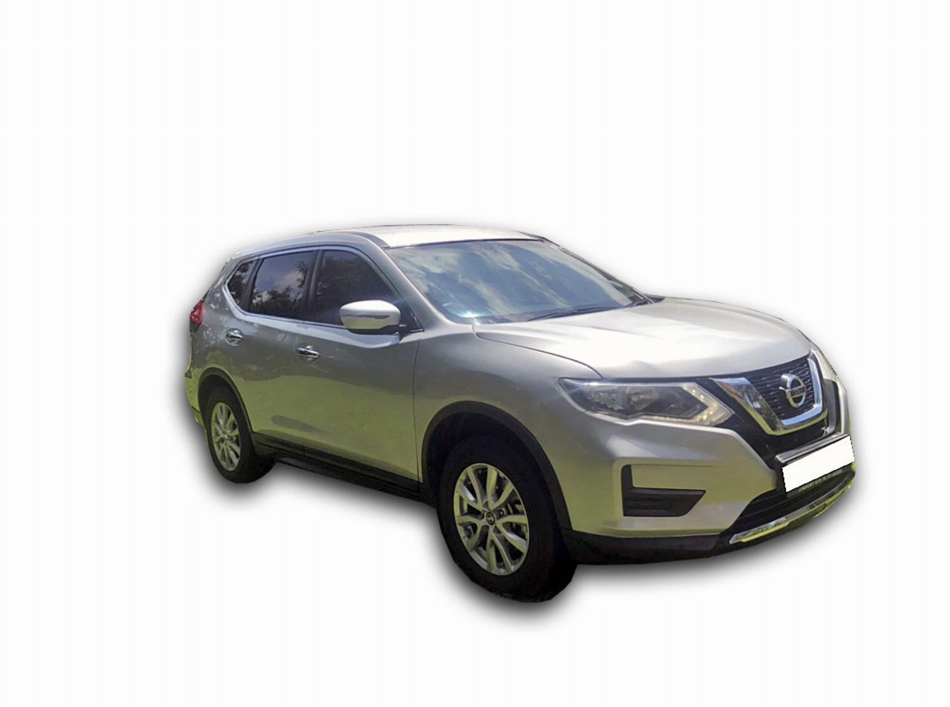 Nissan X-TRAIL 2.0 Petrol