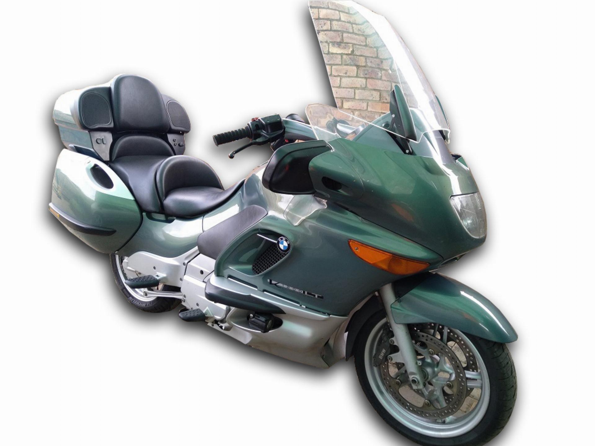 BMW Motorcycles R 1200 GS K1200LT