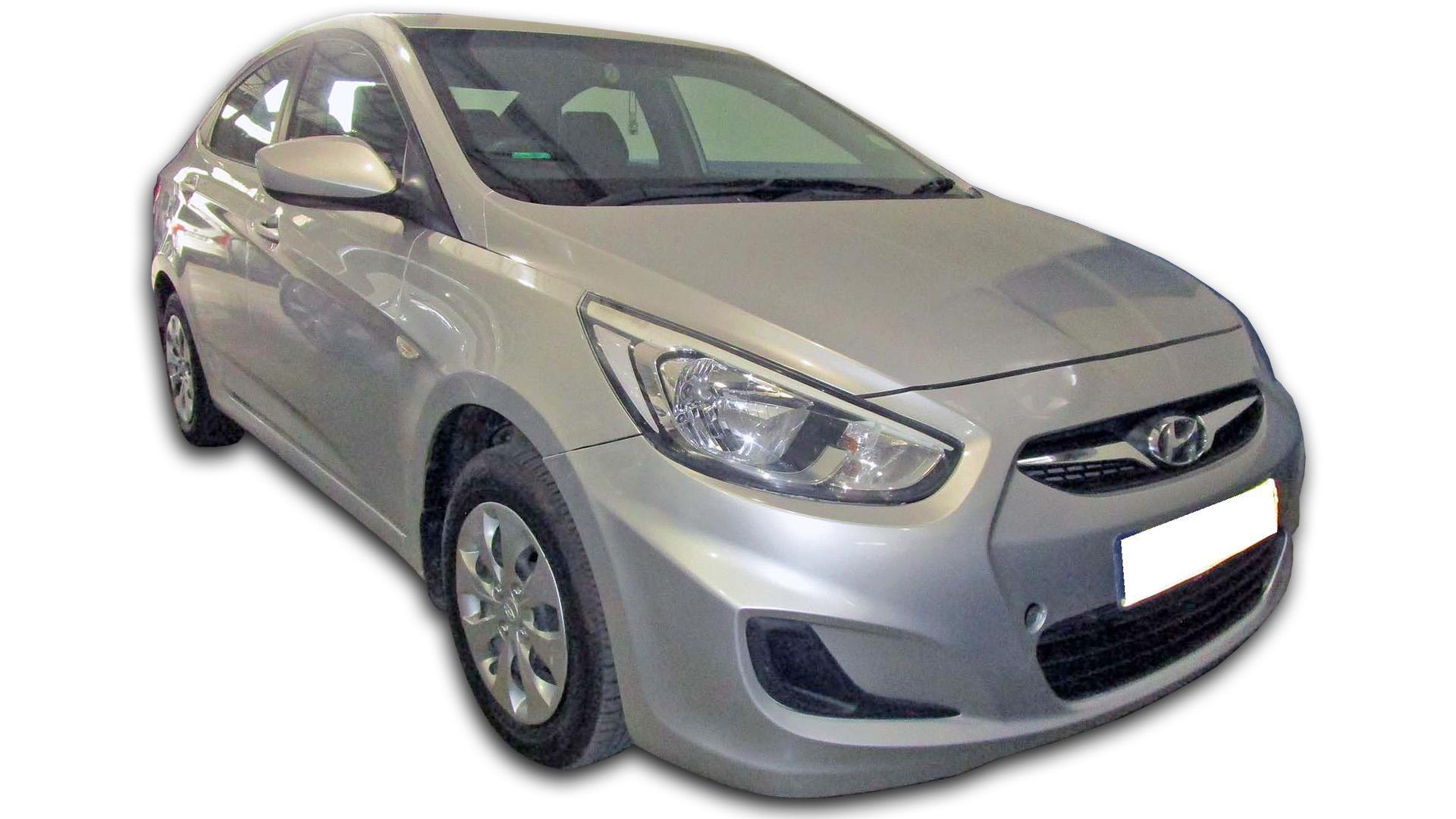 Hyundai Accent 1.6 Fluid