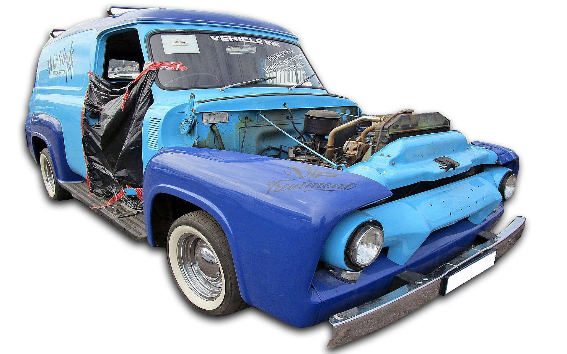 Ford F100 Panelvan Panelvan