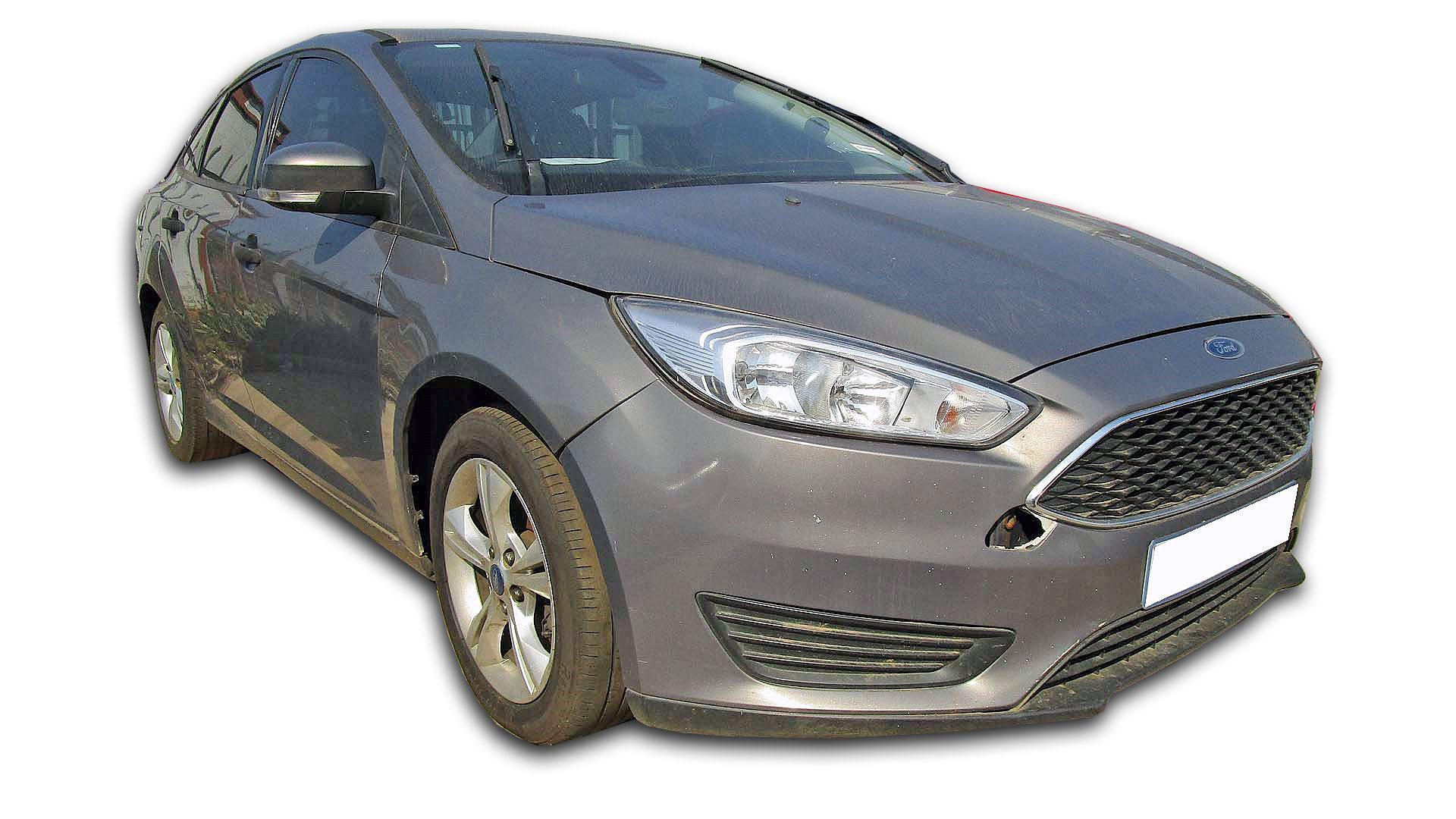 Ford Focus 1.0 Ecoboost Ambi