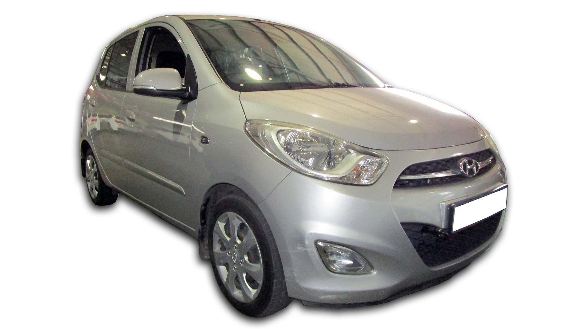 Hyundai I10 1.1 GLS/MOTION