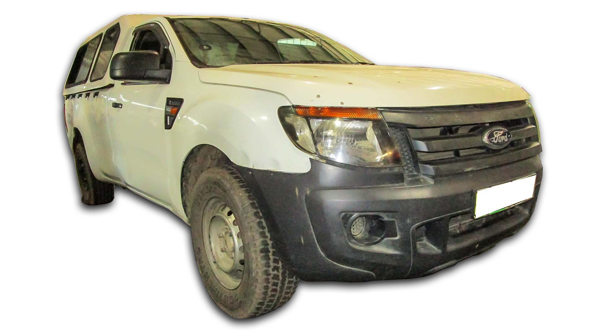 Ford Ranger 2.2TDCI P/U S/C