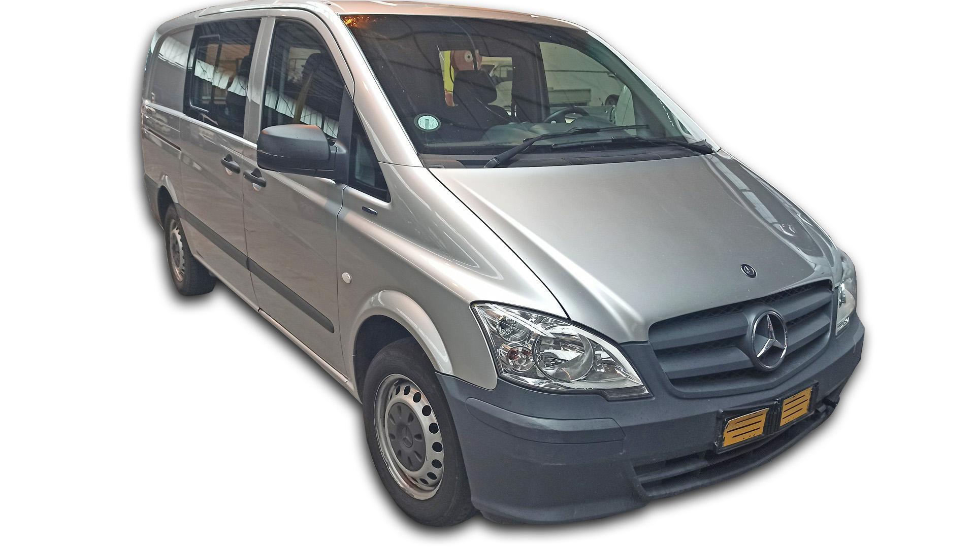 Mercedes Benz Mercede Benz Vito 116 Cdi Crew