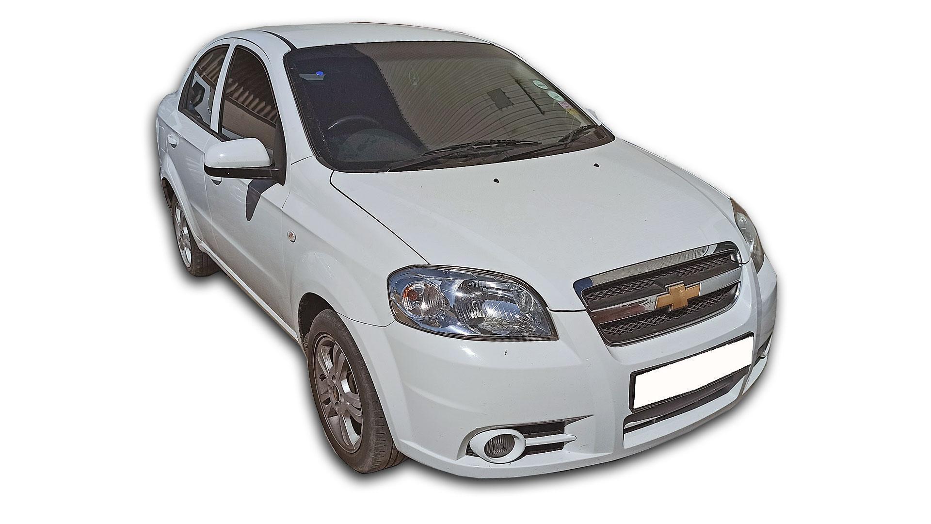 Chevrolet Aveo 1.6 LS