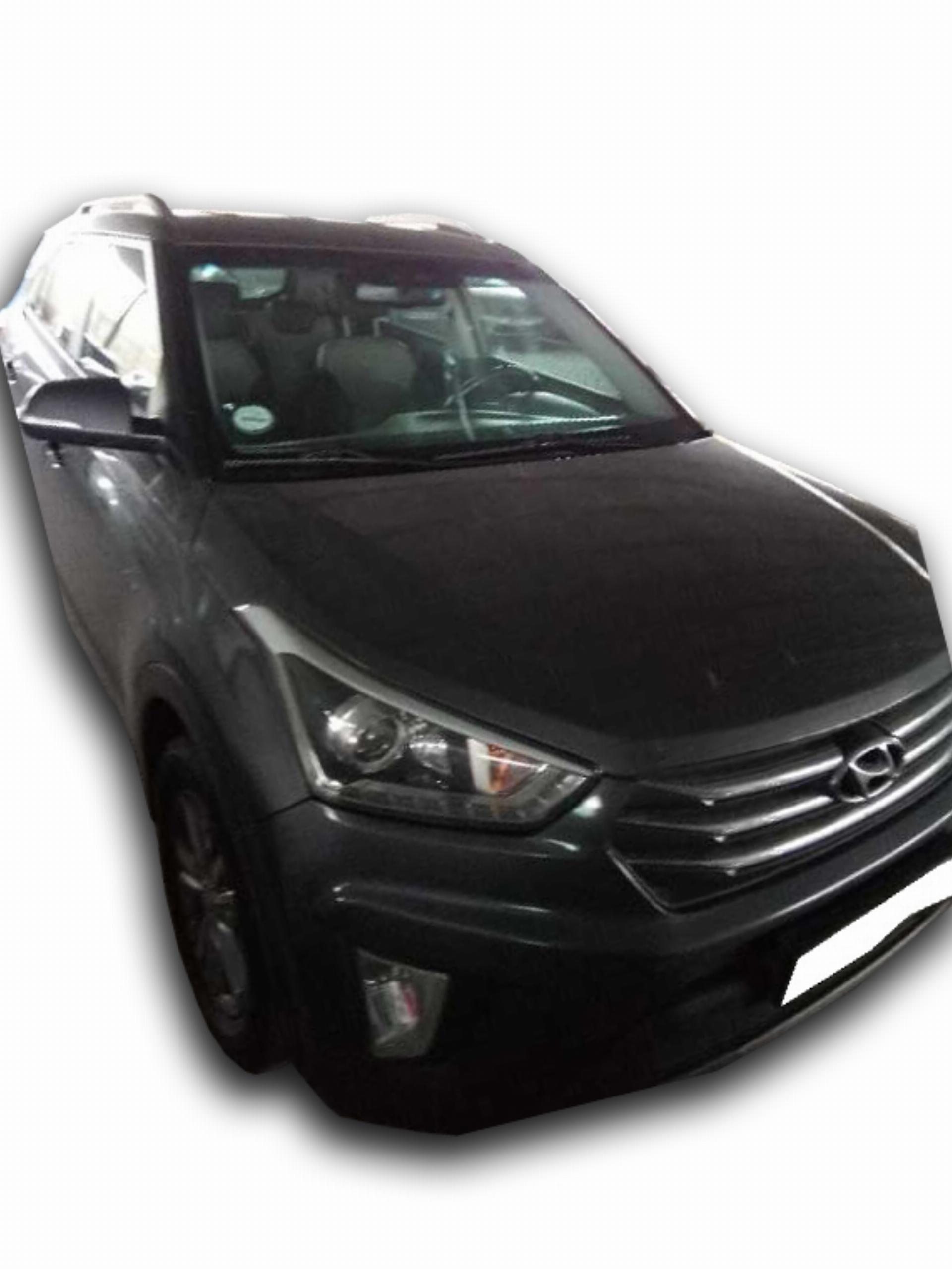 Hyundai Creta 1.6D Executive