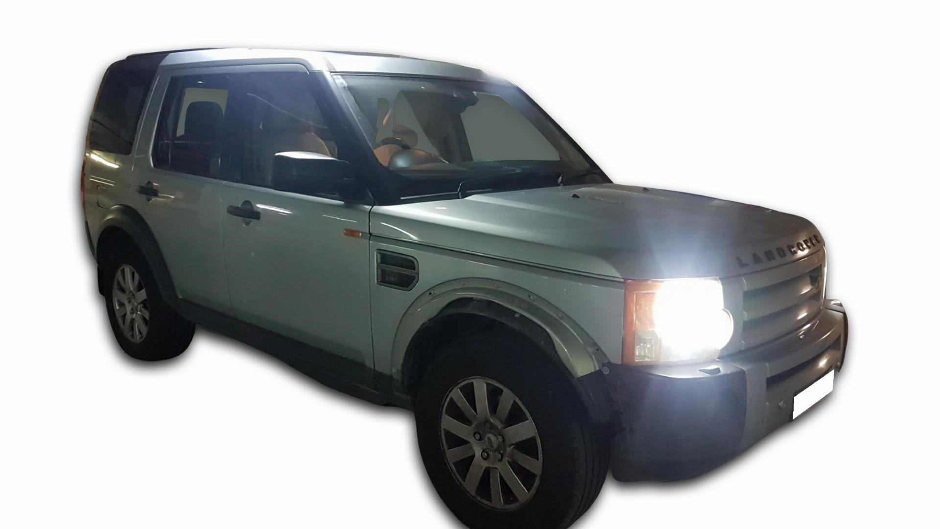 Land Rover Discovery 3 TDV6 Hse