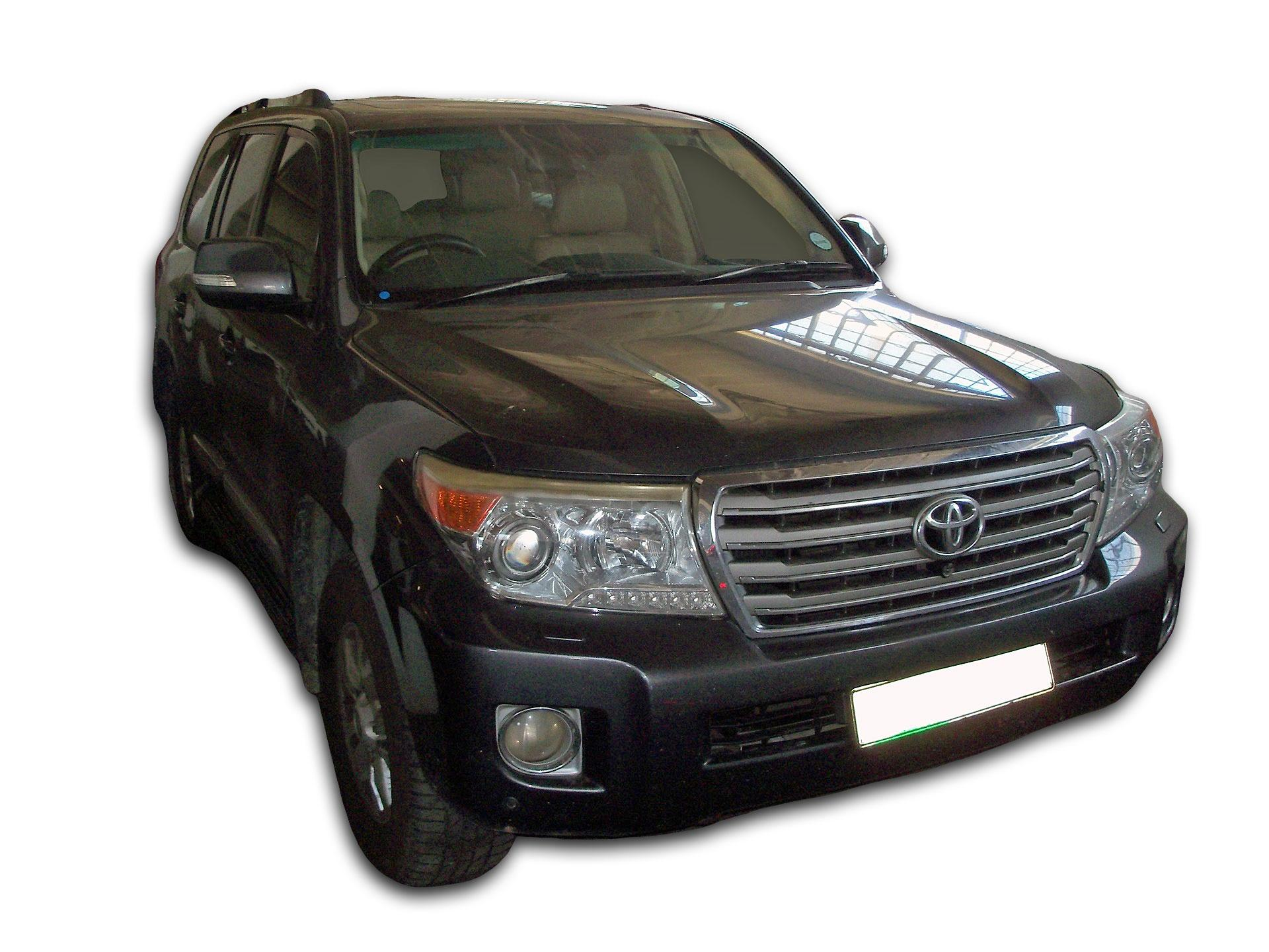 Toyota Land Cruiser 200 V8 4.5D