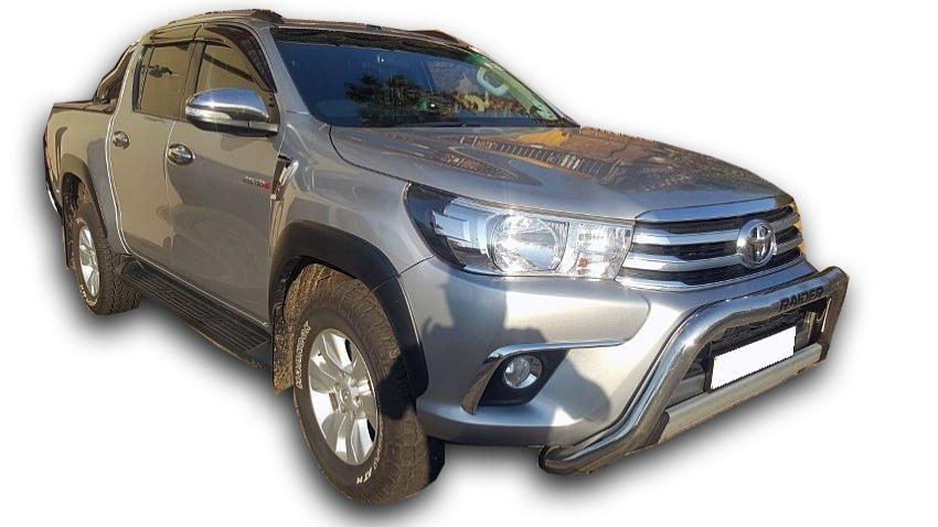 Toyota Hilux 2.8 DG6 D/CAB