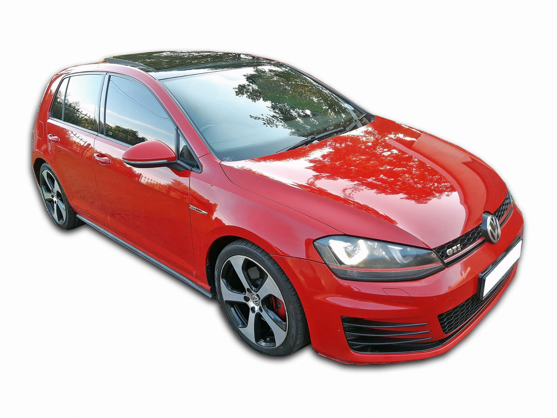 Volkswagen Golf Vii Golf 7 Gti DSG