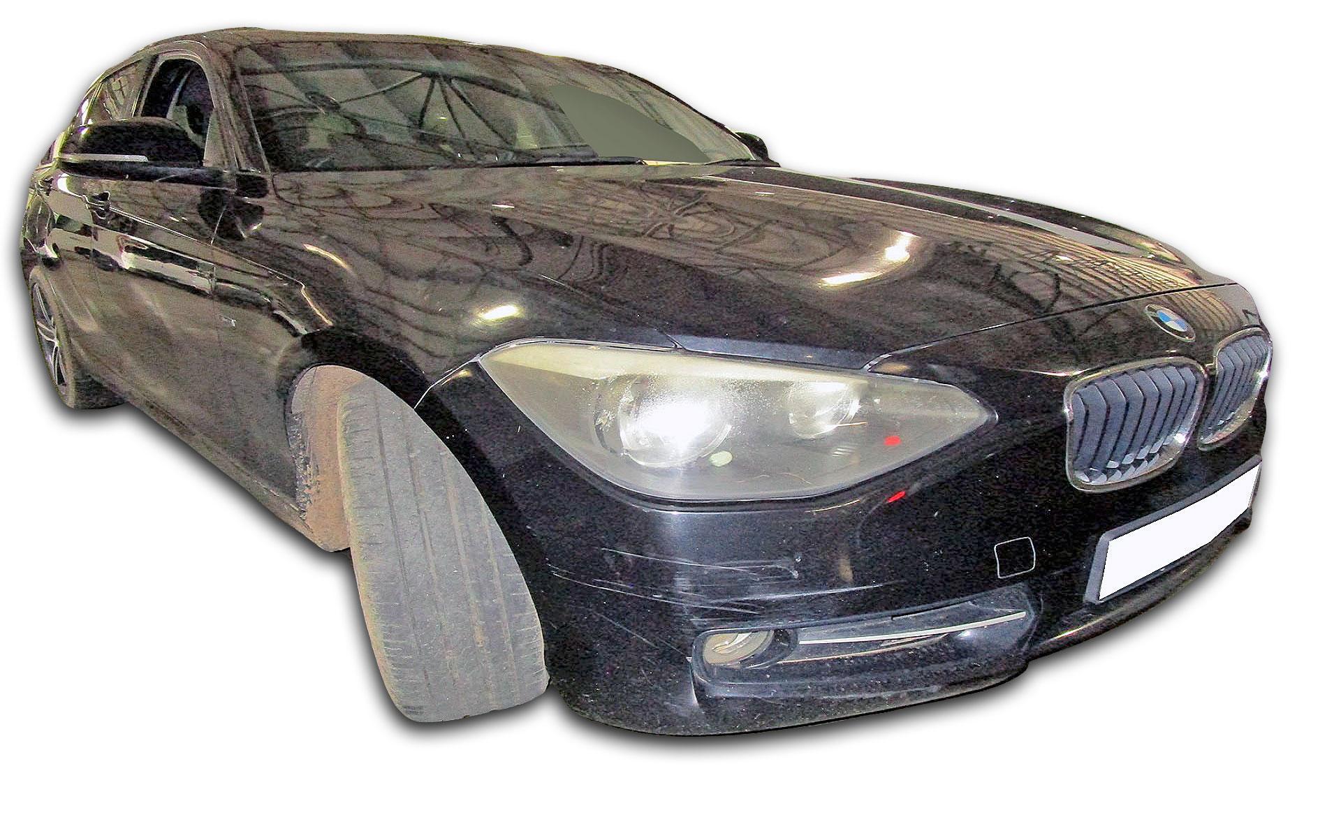 BMW 1 Series 118I 5DR (F20)