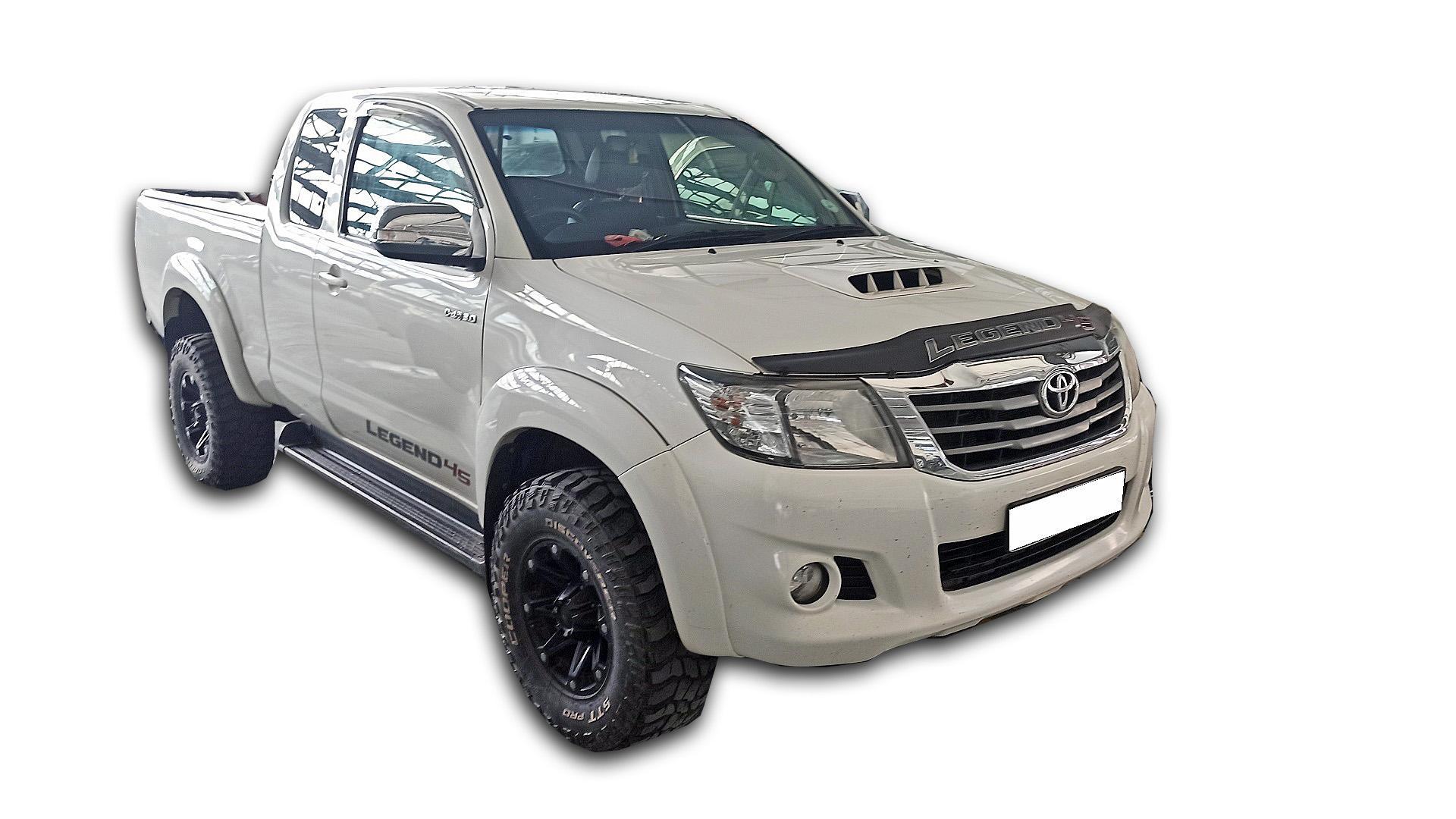 Toyota Hilux 3.0D-4D Legend 45