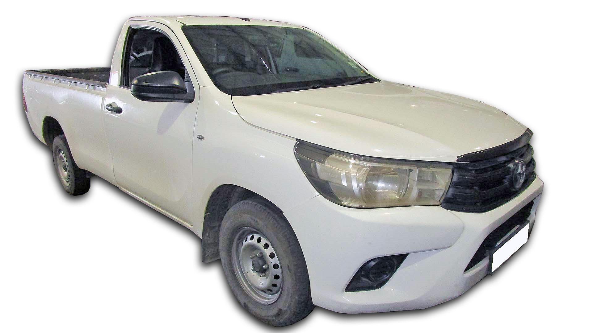 Toyota Hilux 2.4 GD P/U S/C