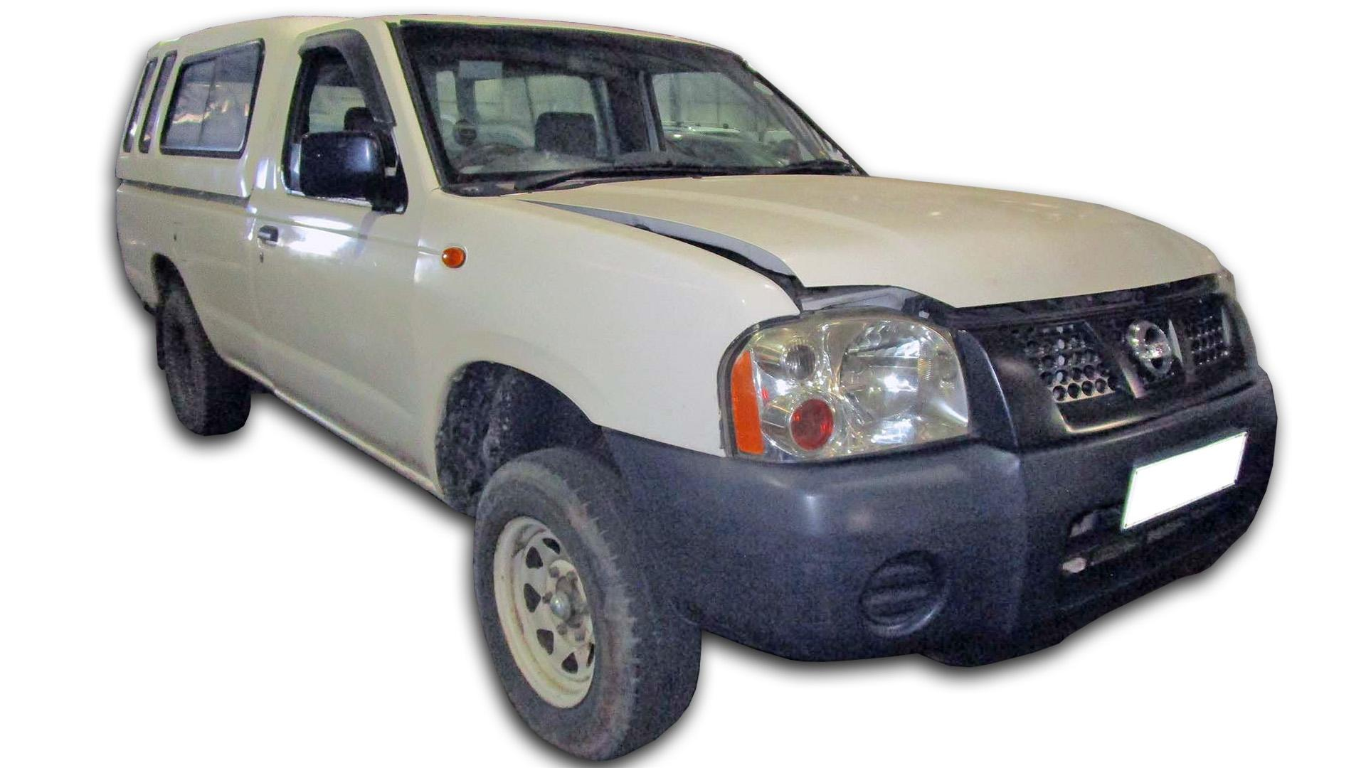 Nissan Hardbody NP300 2.0 I