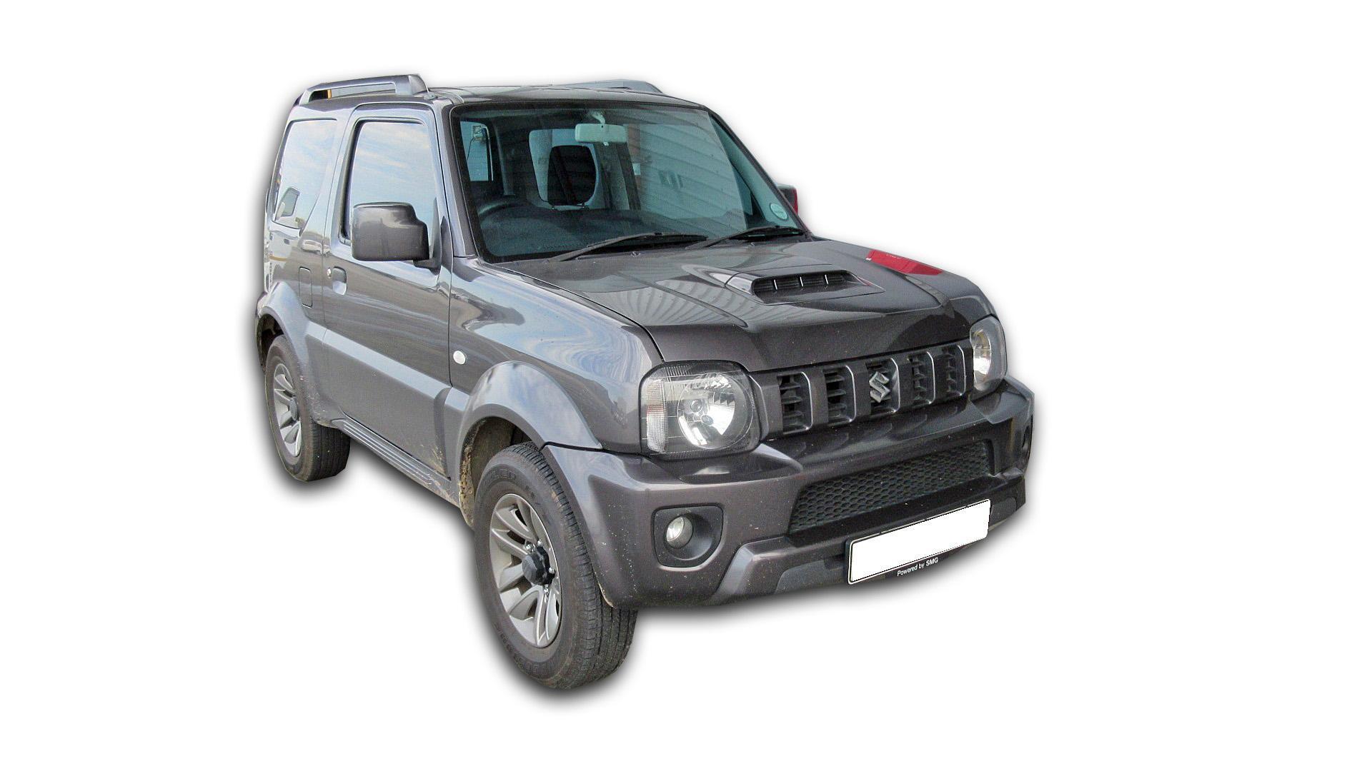 Suzuki Jimny 1.3 A/T