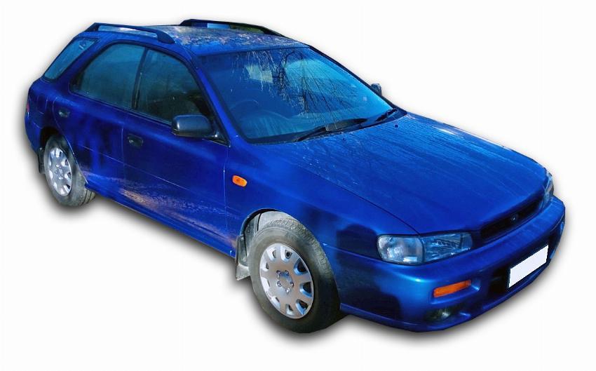 Subaru Impreza 2.0 GL S/W Awd