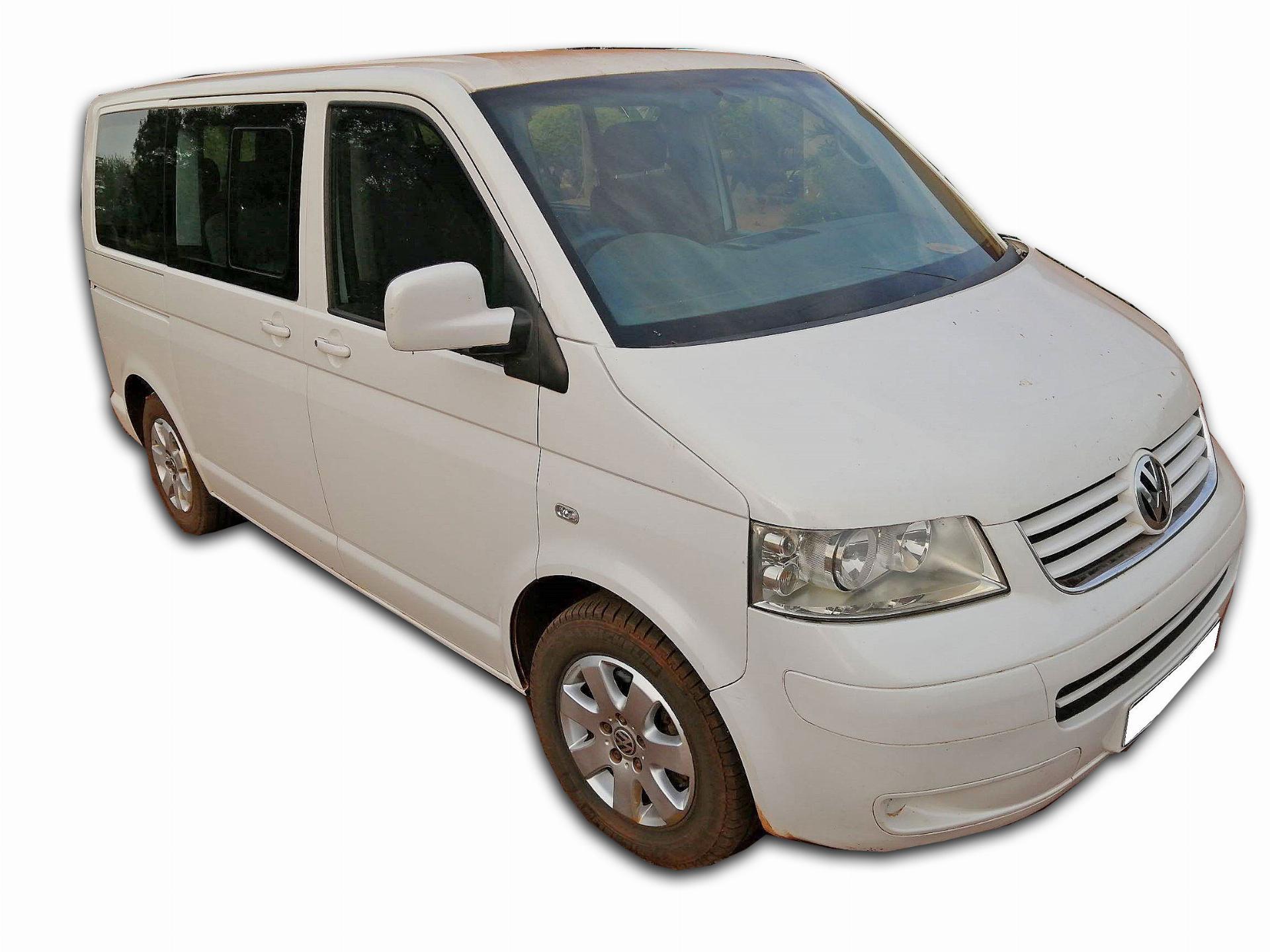 VW T5 2.5 TDI