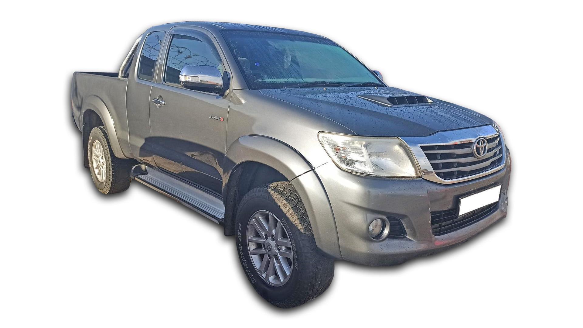 Toyota Hilux 3.0 D4D Raider