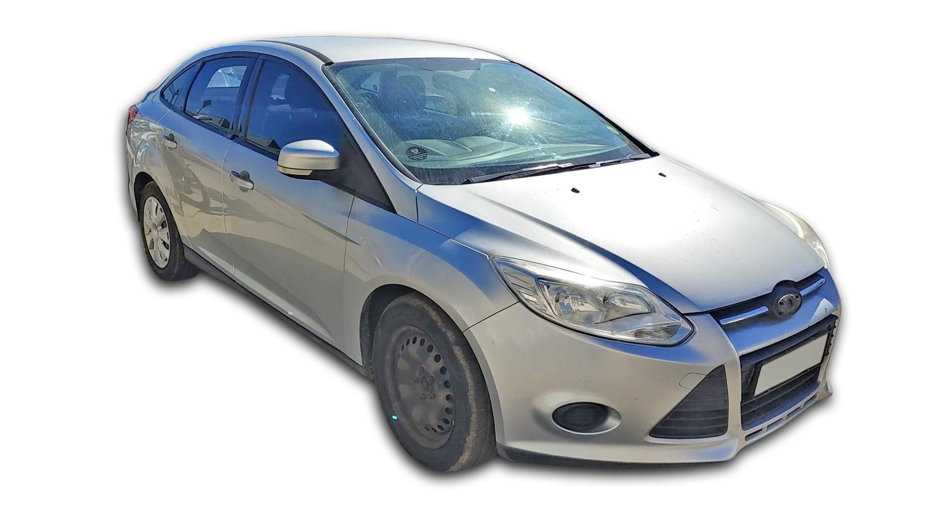 Ford Focus 1.6 TI VCT Trend