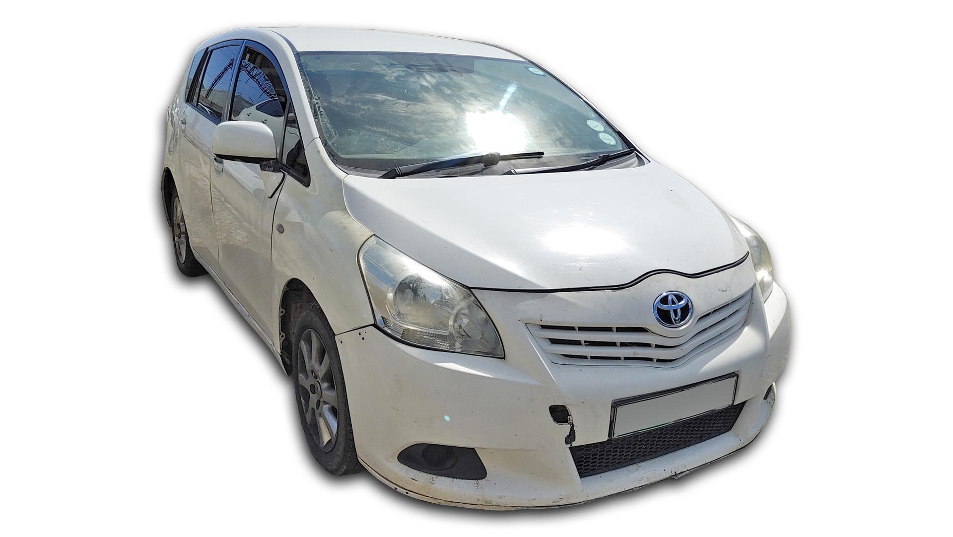 Toyota Verso 1.6 S