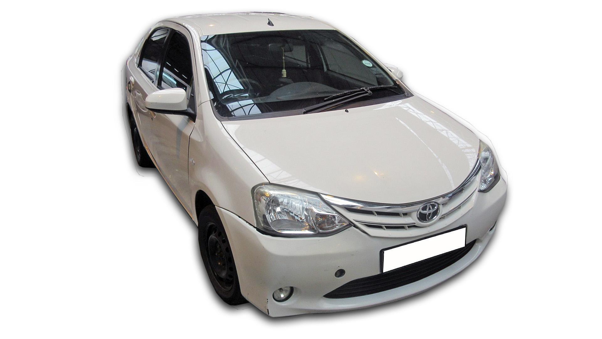 Toyota Etios 1.5 XS