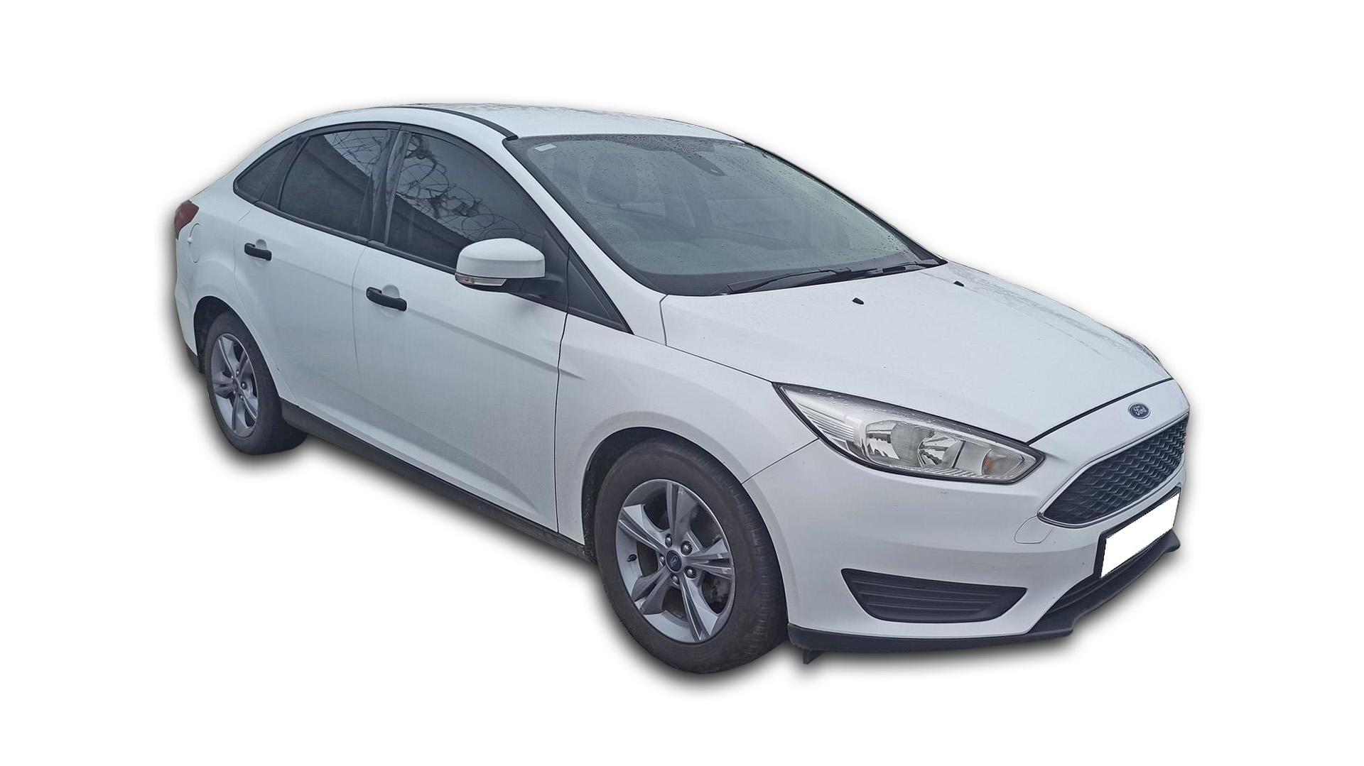 Ford Focus 1.0 Ecoboost Ambien