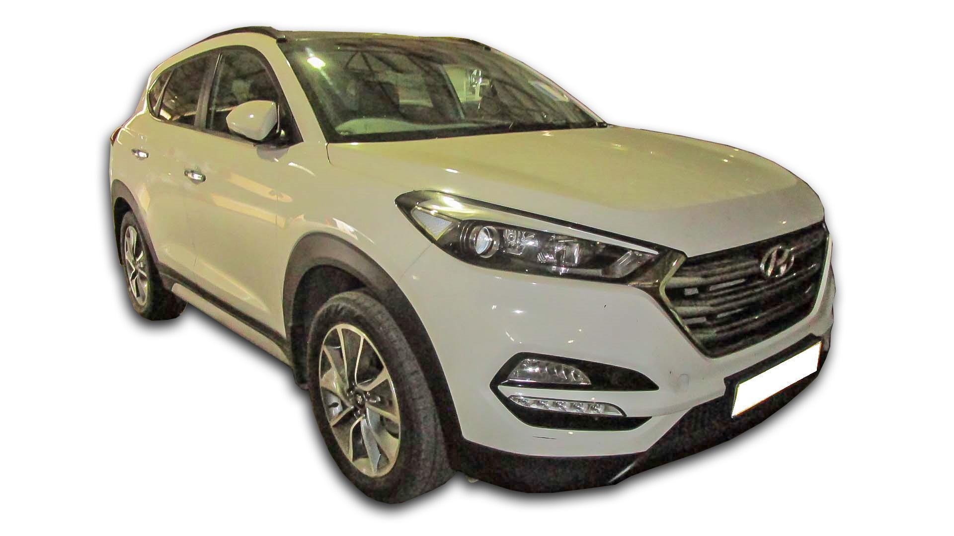 Hyundai Tucson 2.0 Elite A/T