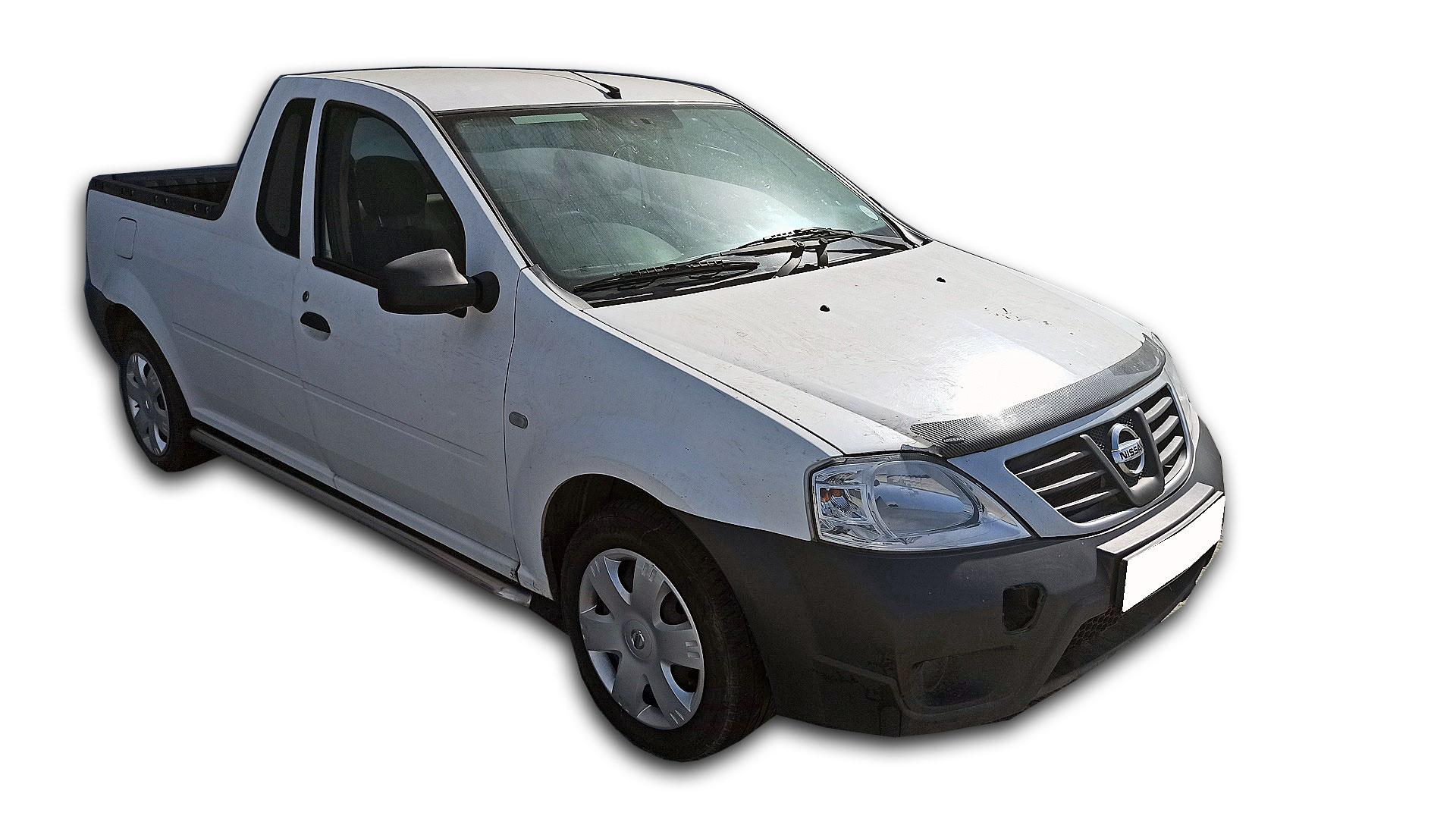 Nissan NP200 1.5 Dci  A/C Safe