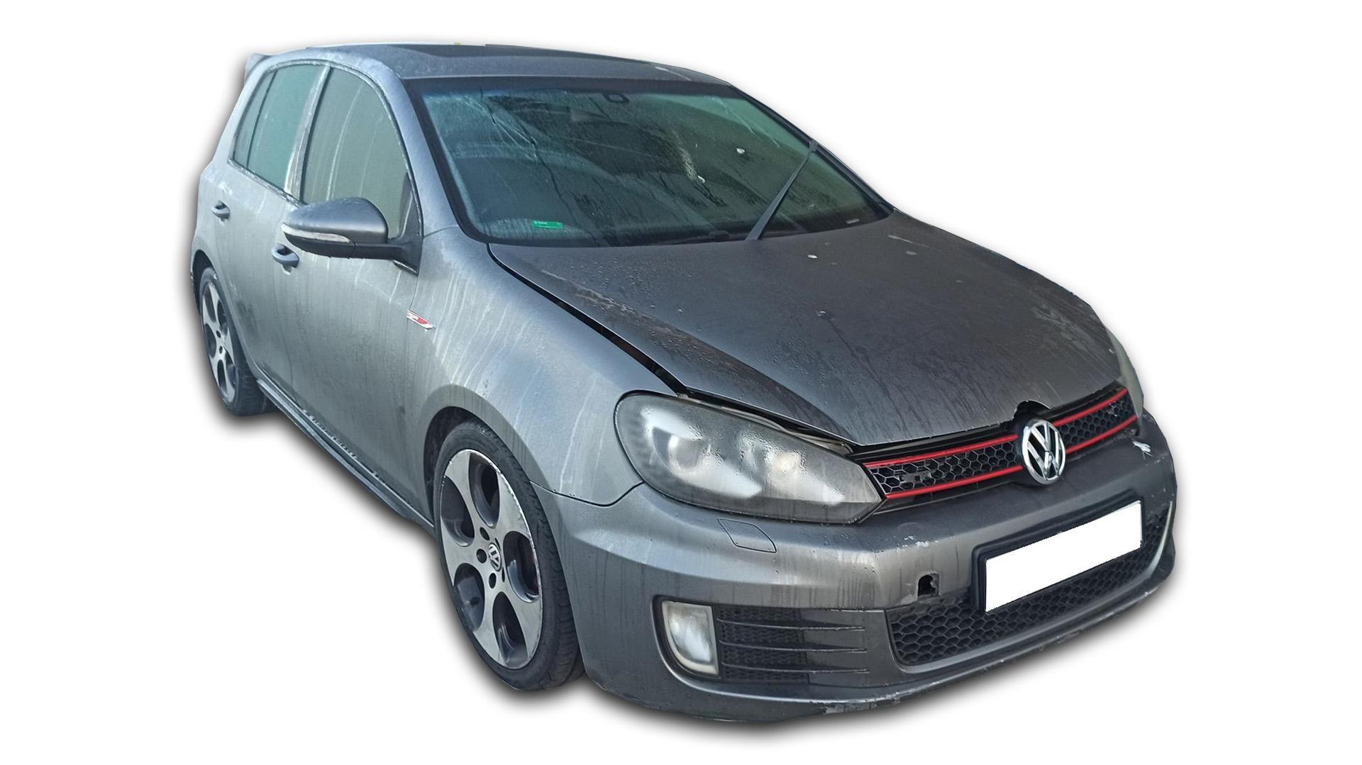 VW Golf 6 Gti 2.0 Tsi