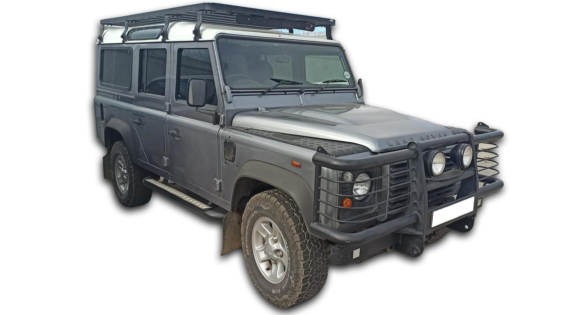 Land Rover Defender 110 2.2D