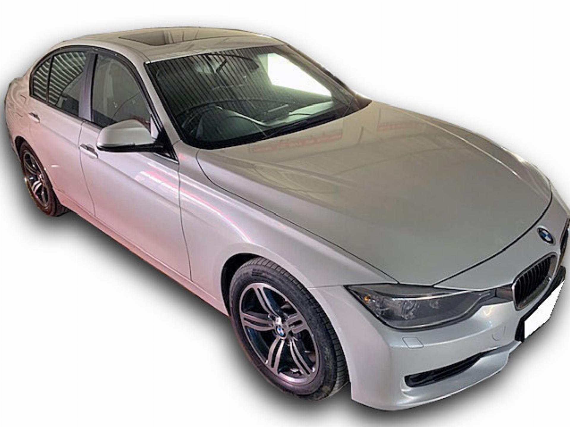 BMW 3 Series 320D A/T