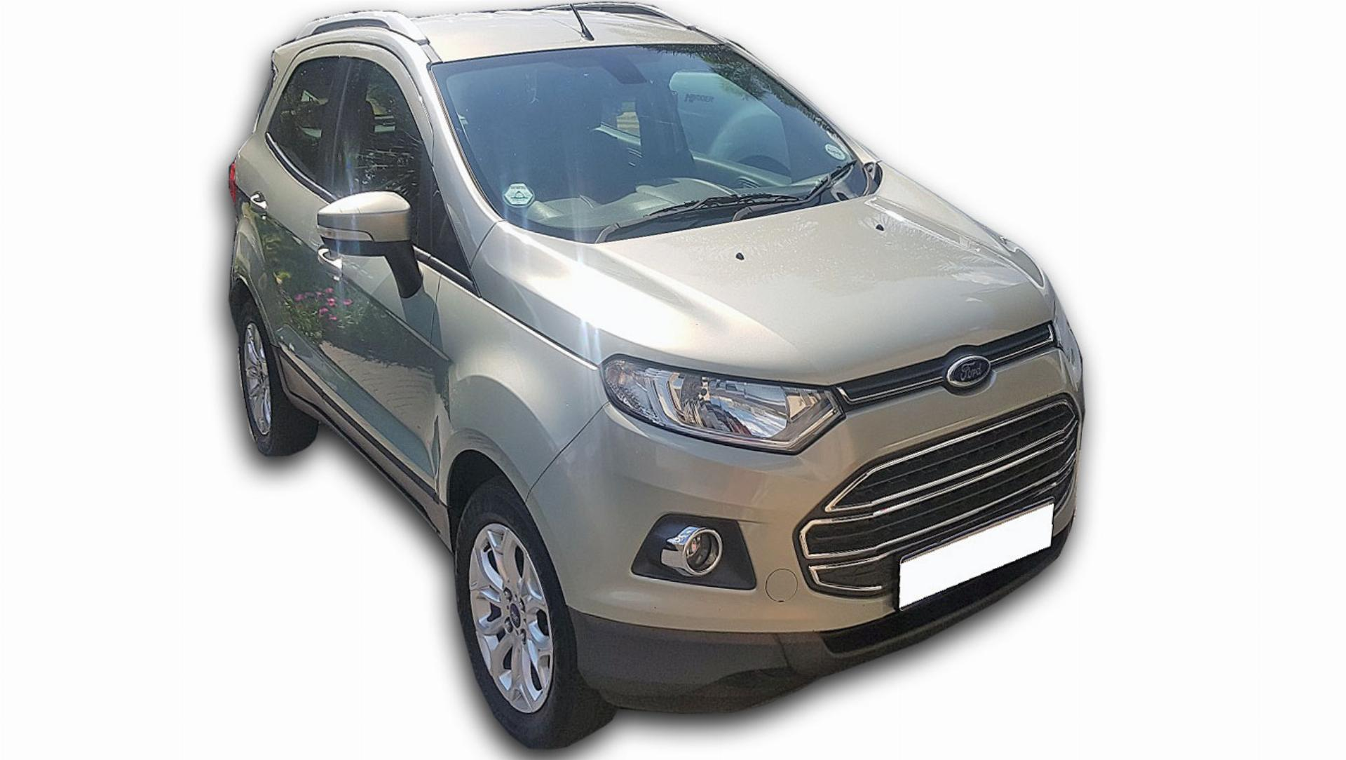 Ford Ecosport Titanium 1.5 Petrol