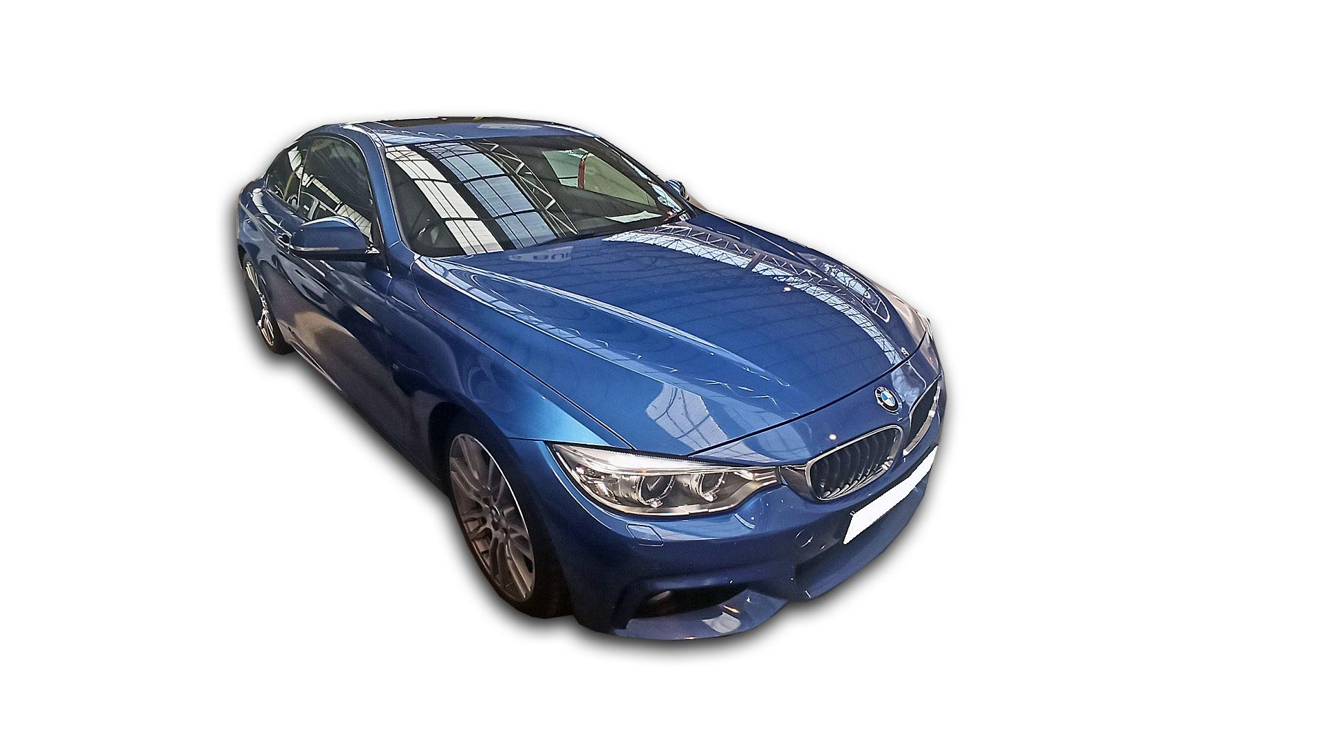 4 Series BMW F32 428I Coupe