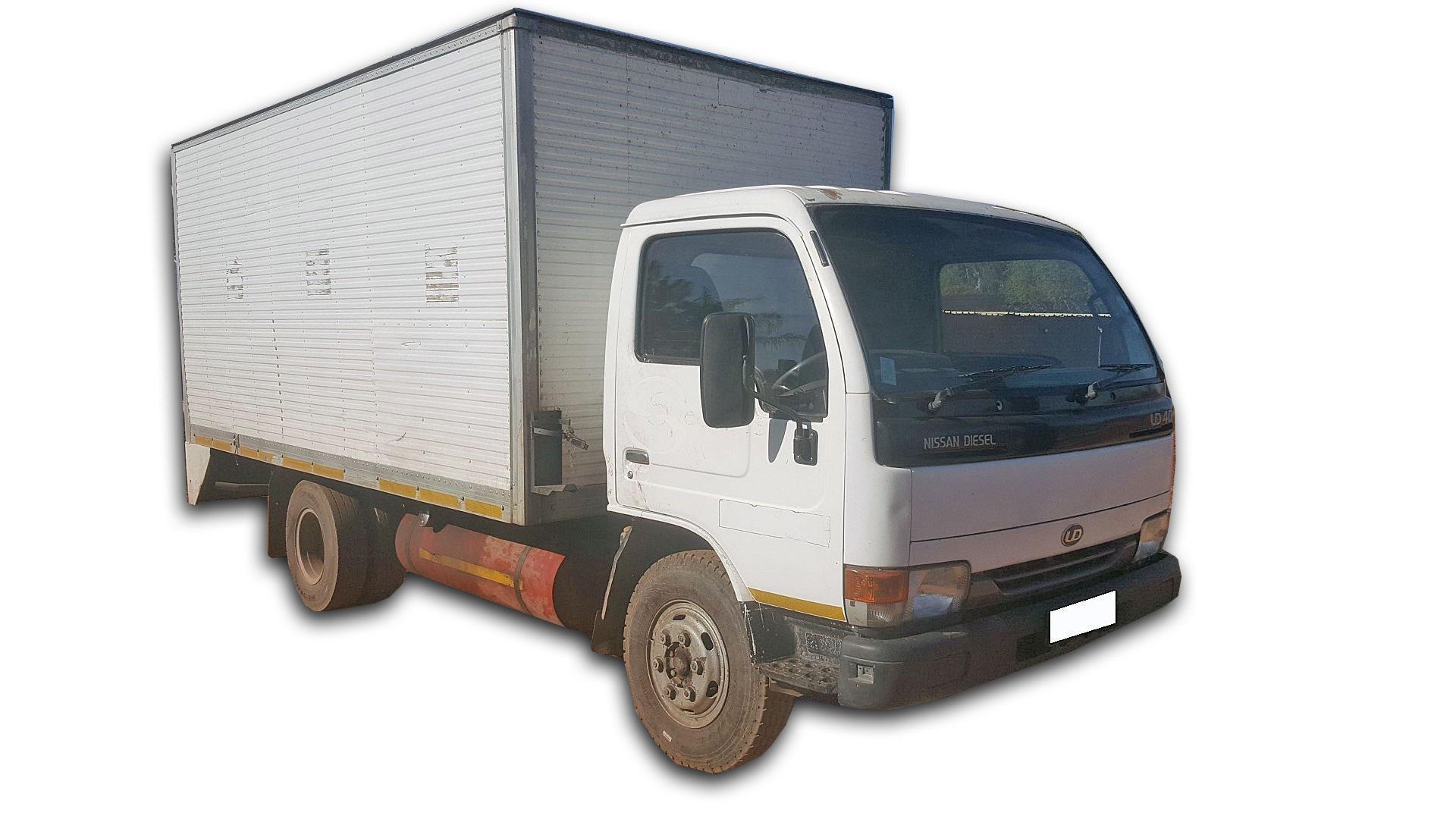 Nissan Trucks UD 40 Cabstar