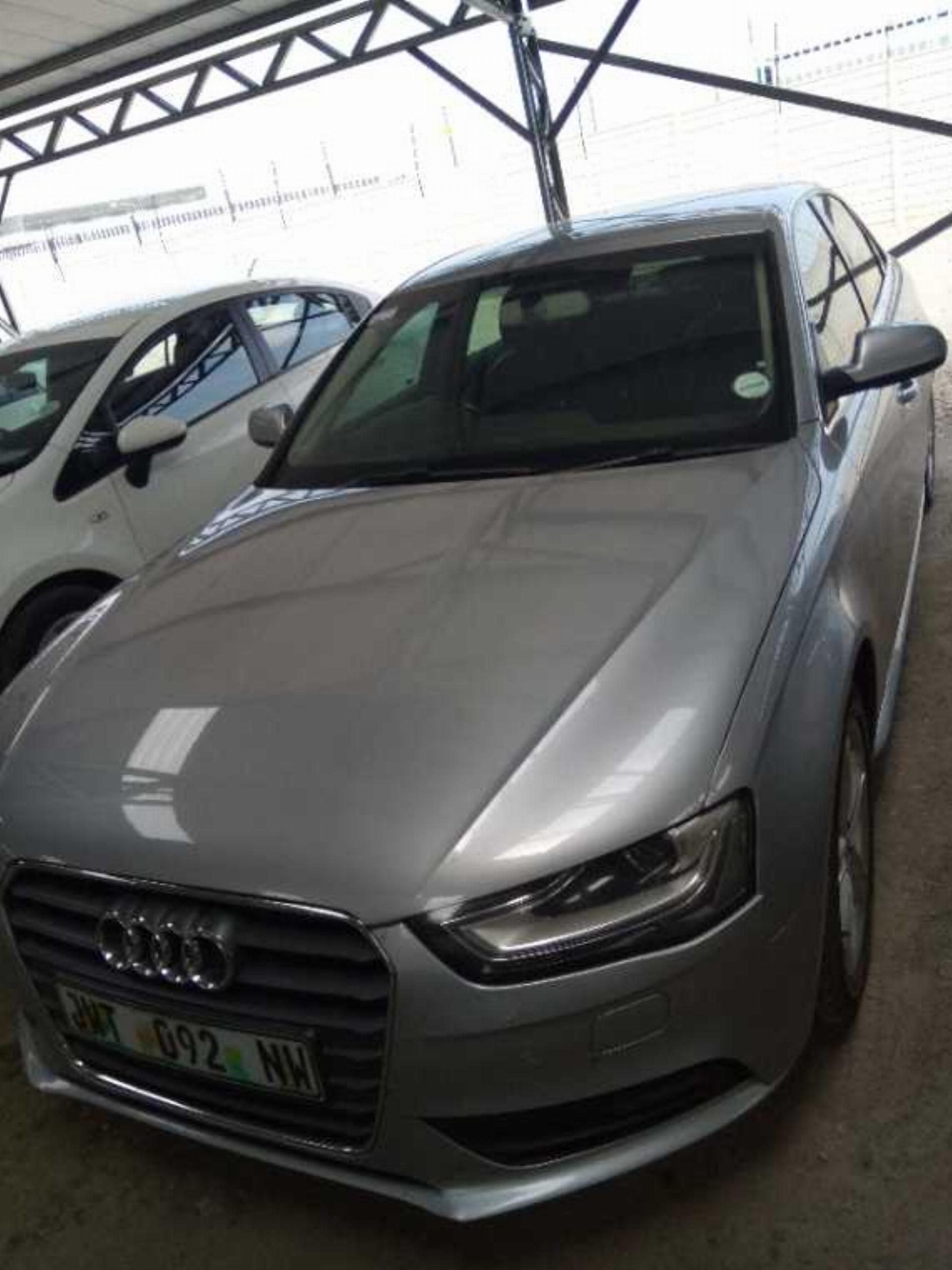 Audi A4 2.0 TDI SE Multitron