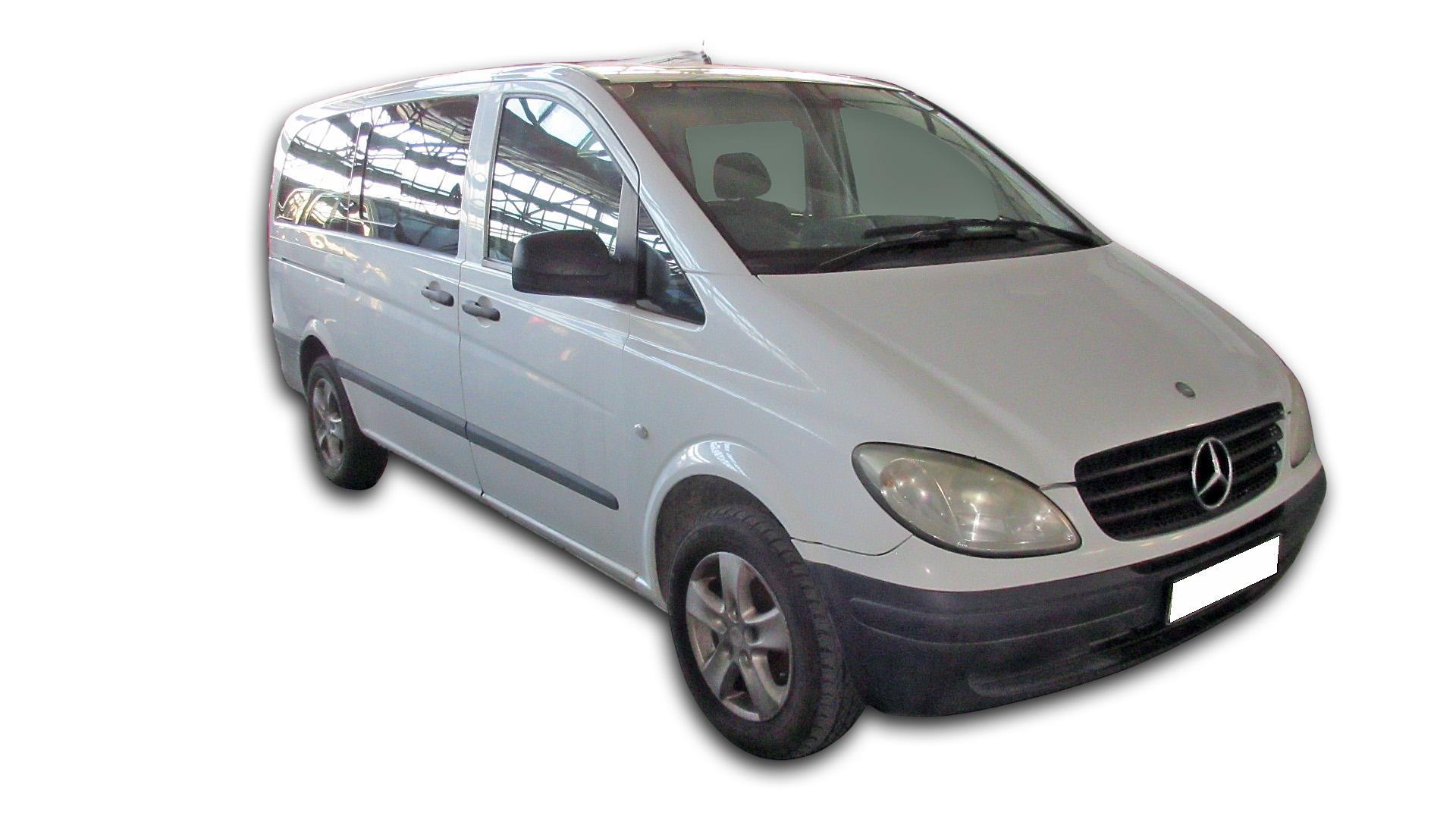 Mercedes Benz Vito 115 Cdi Cre