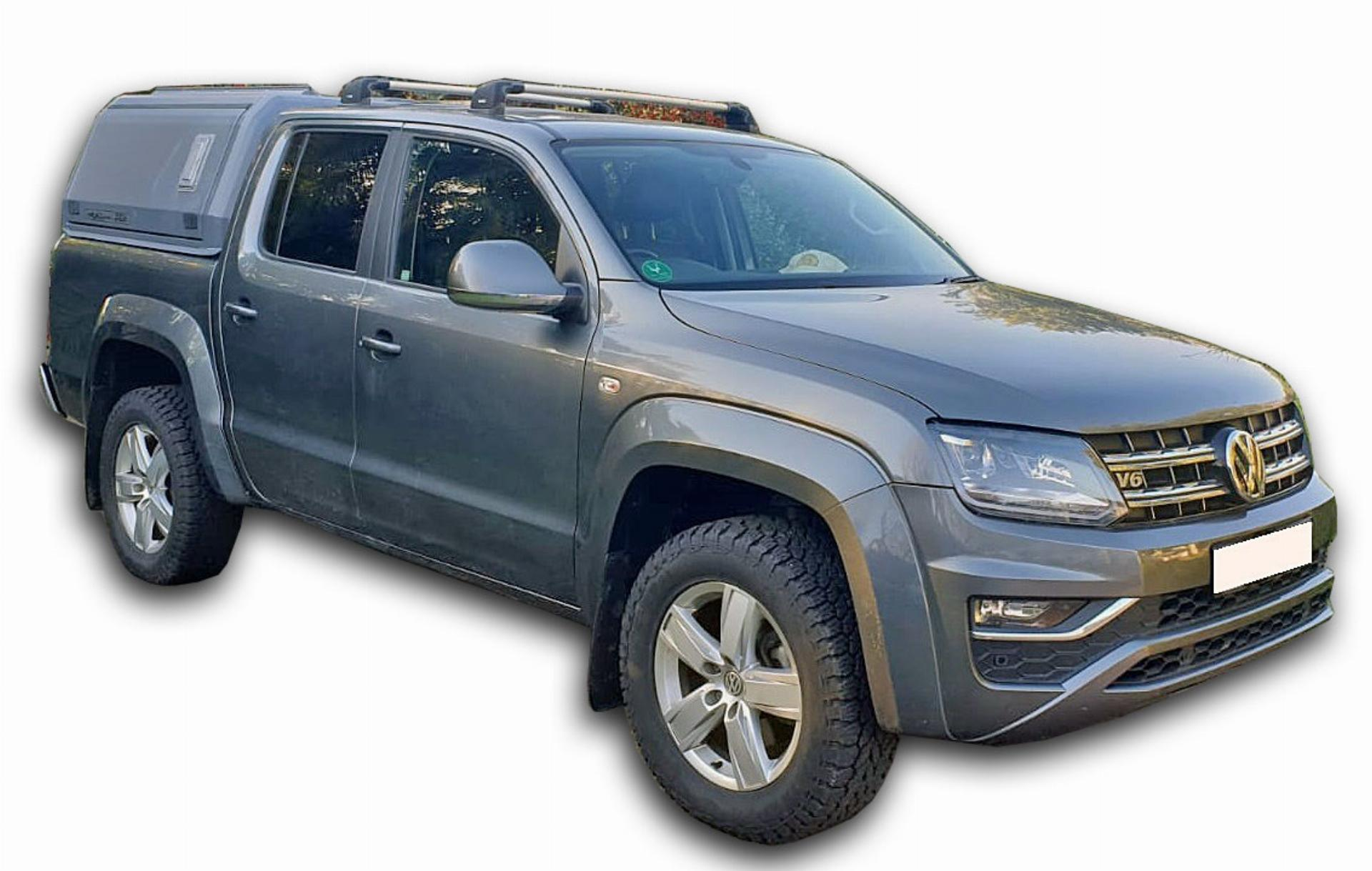VW Amarok V6 4MOTION Highline Plus