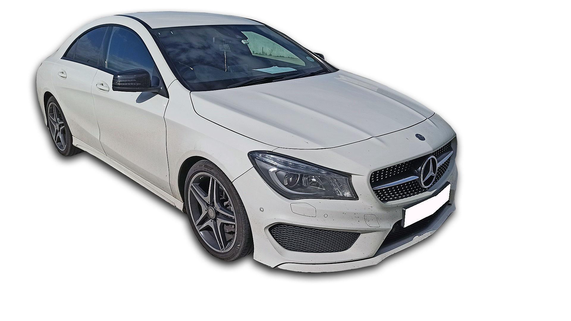 Mercedes Benz CLA200 A/T