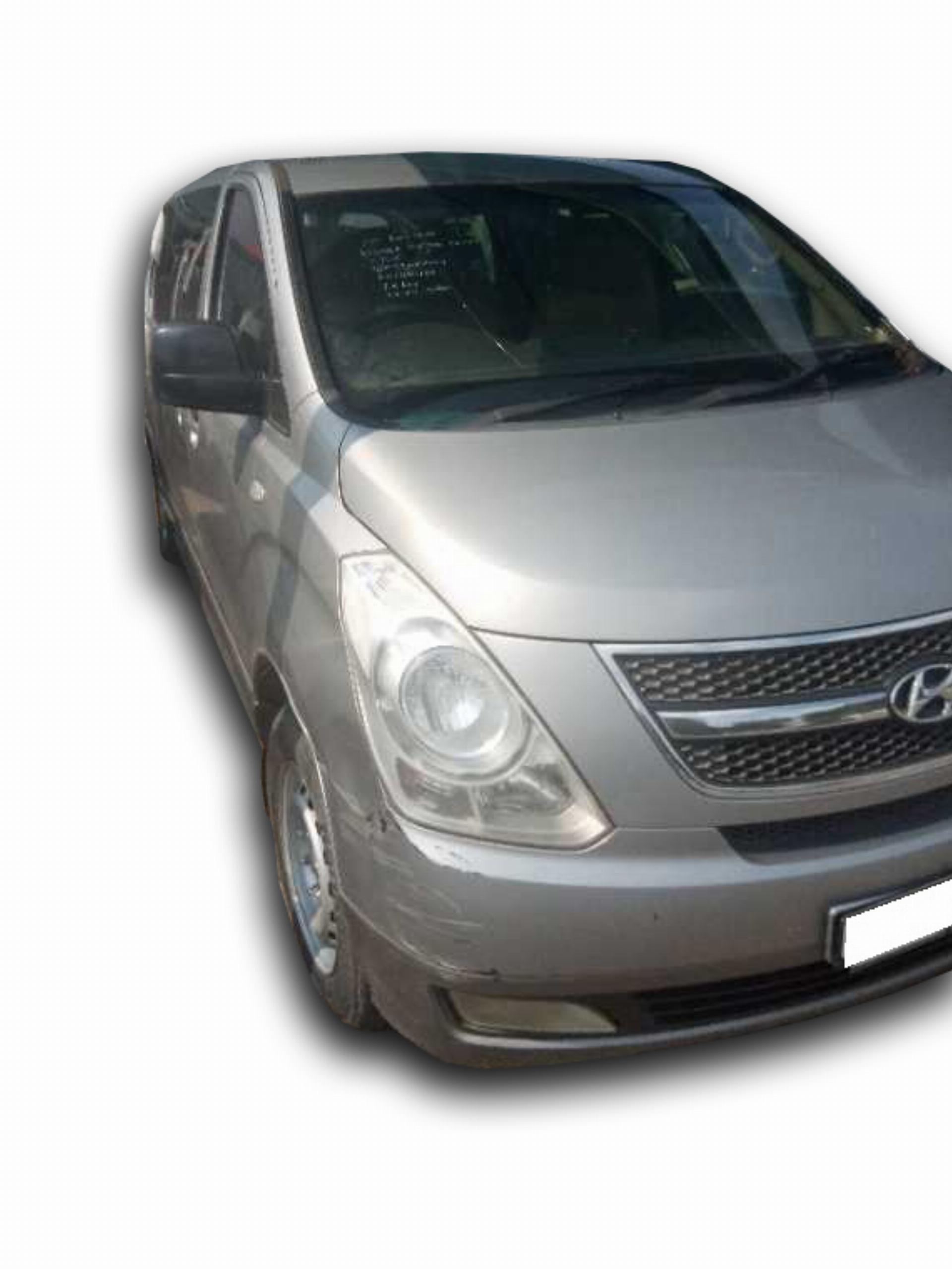 Hyundai H100 VGT 9 Seater