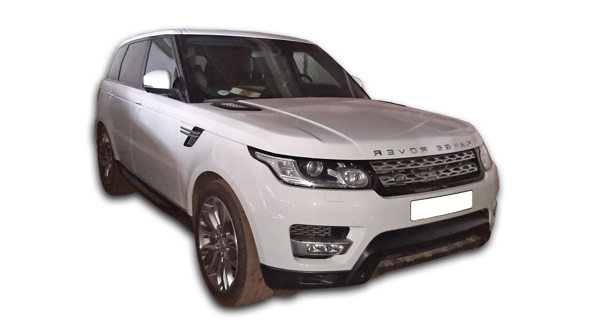 Land Rover Range Rover Sport 4 Hse SD V8 A/T