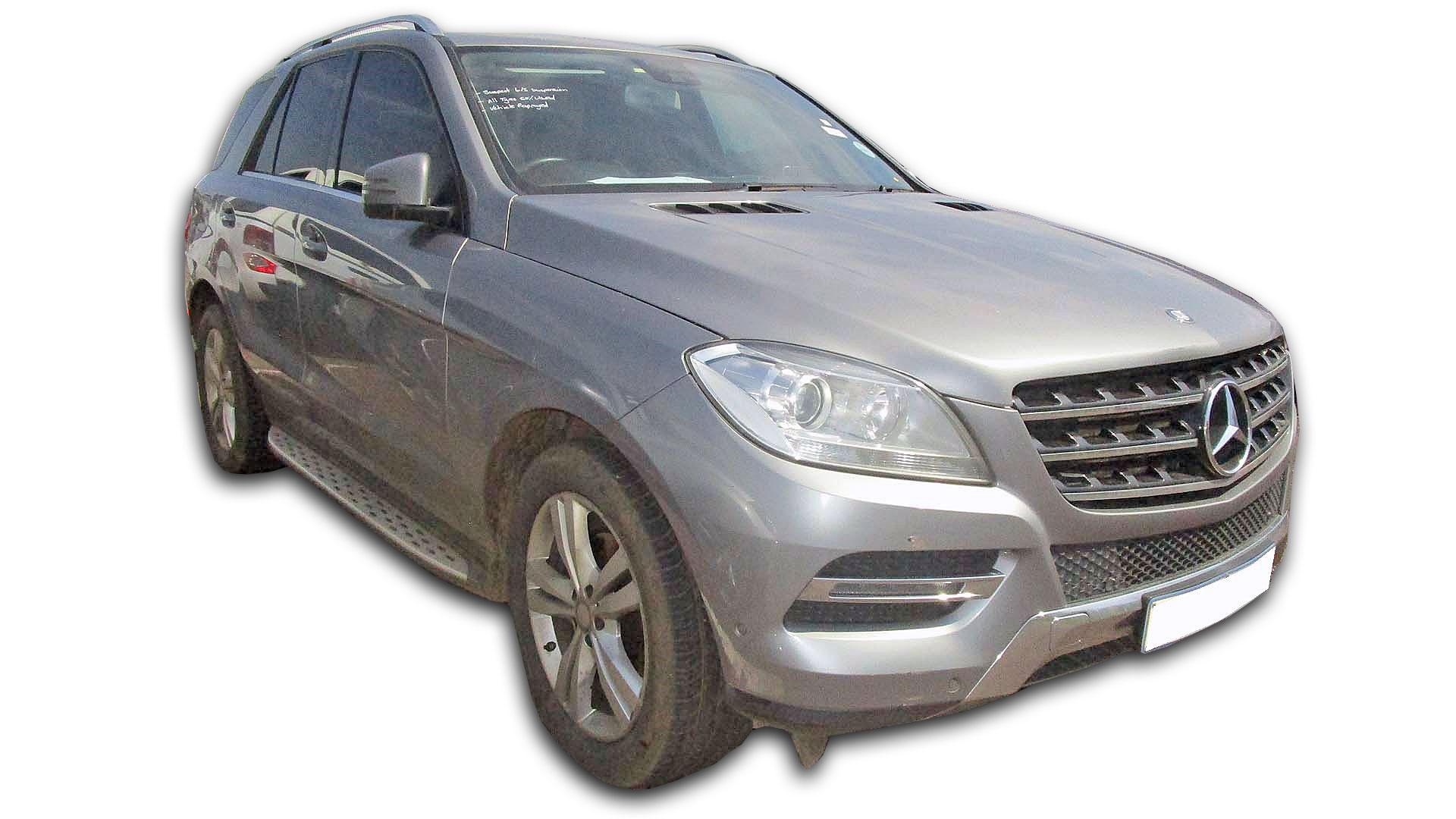 Mercedes Benz ML 350 Blutec